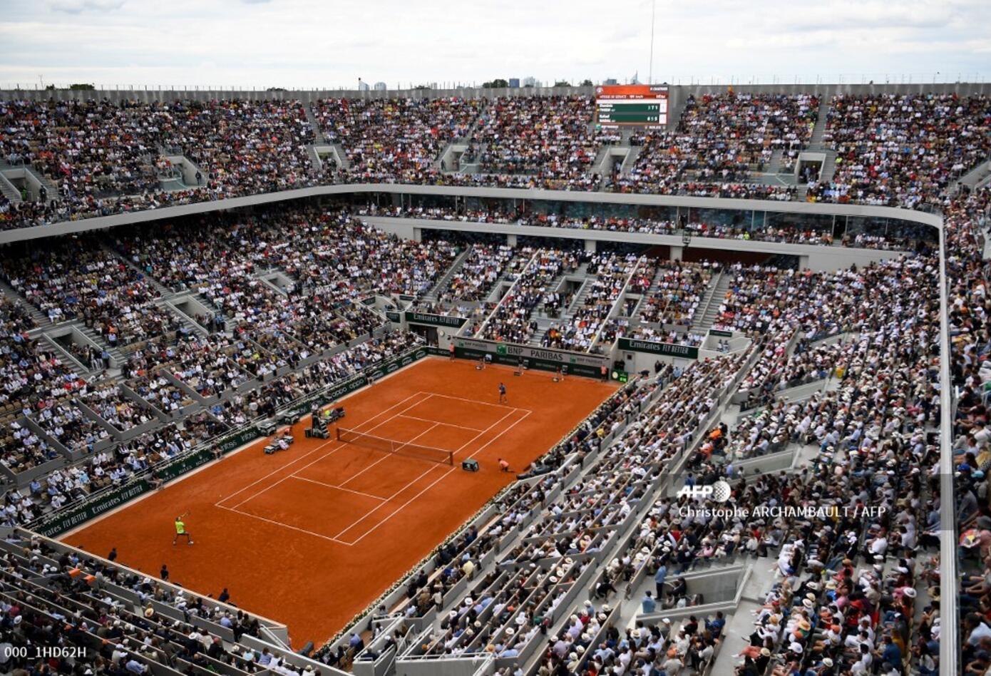 Rafael Nadal · Campeón Roland Garros 2019