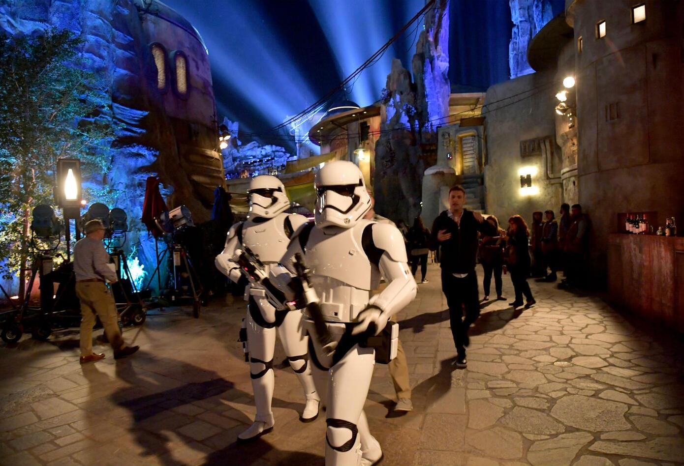 Star Wars en Disneyland California
