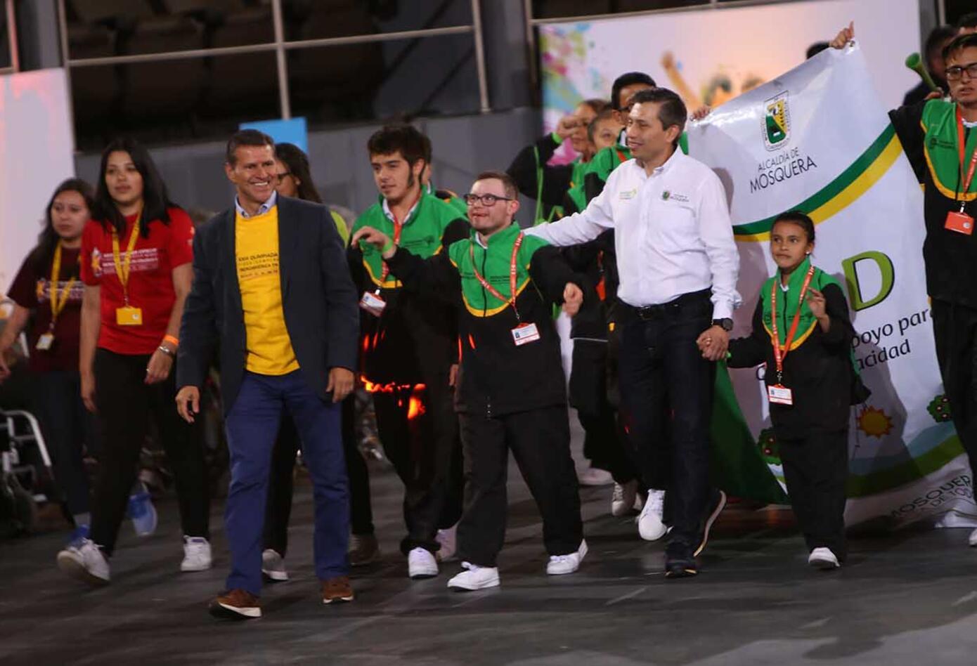 Inauguración de la Olimpiadas Fides 2019