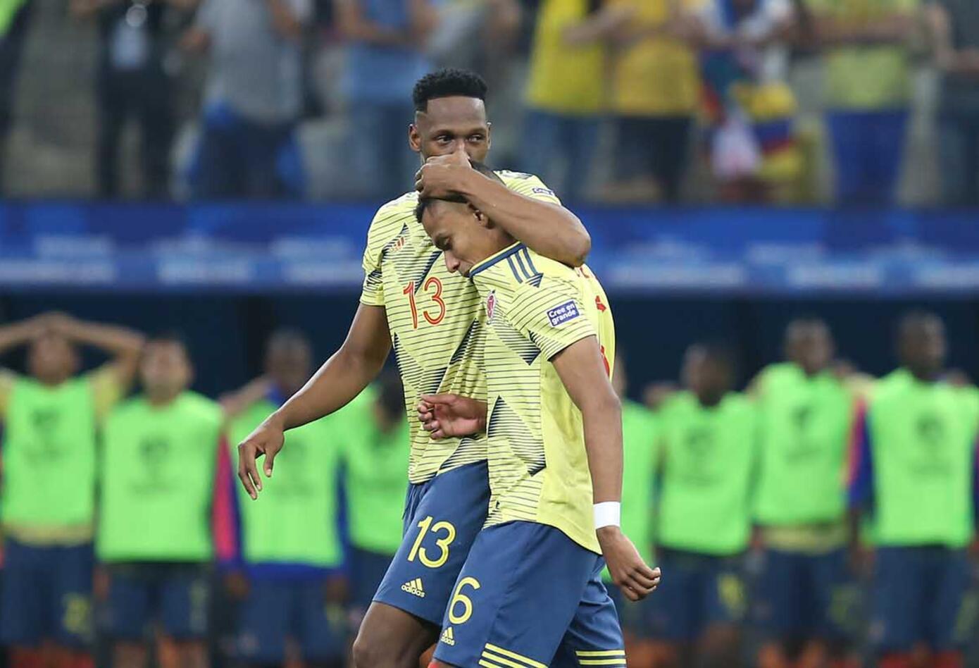 Colombia Vs Chile Paquete 4