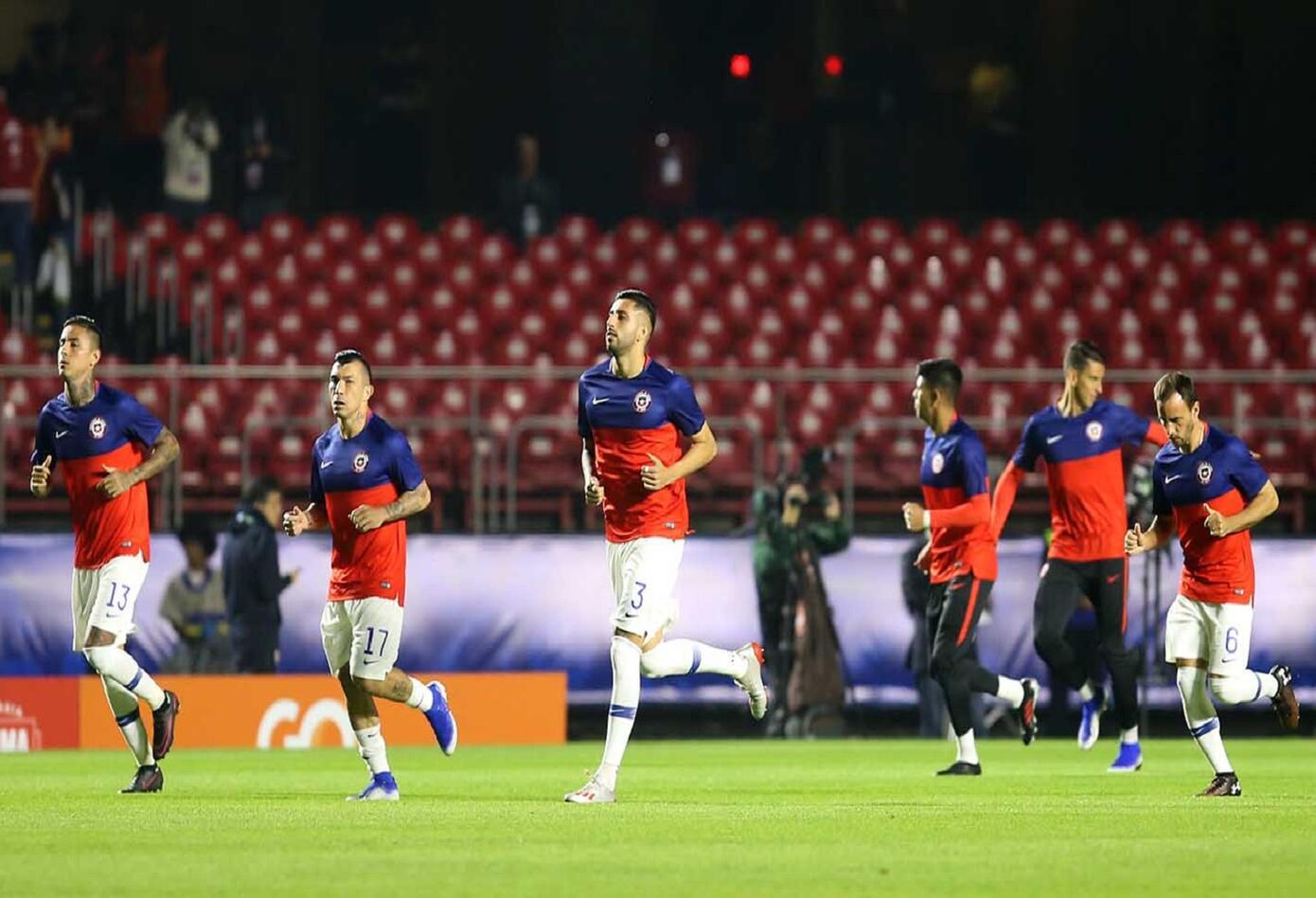Japón vs. Chile - Copa América