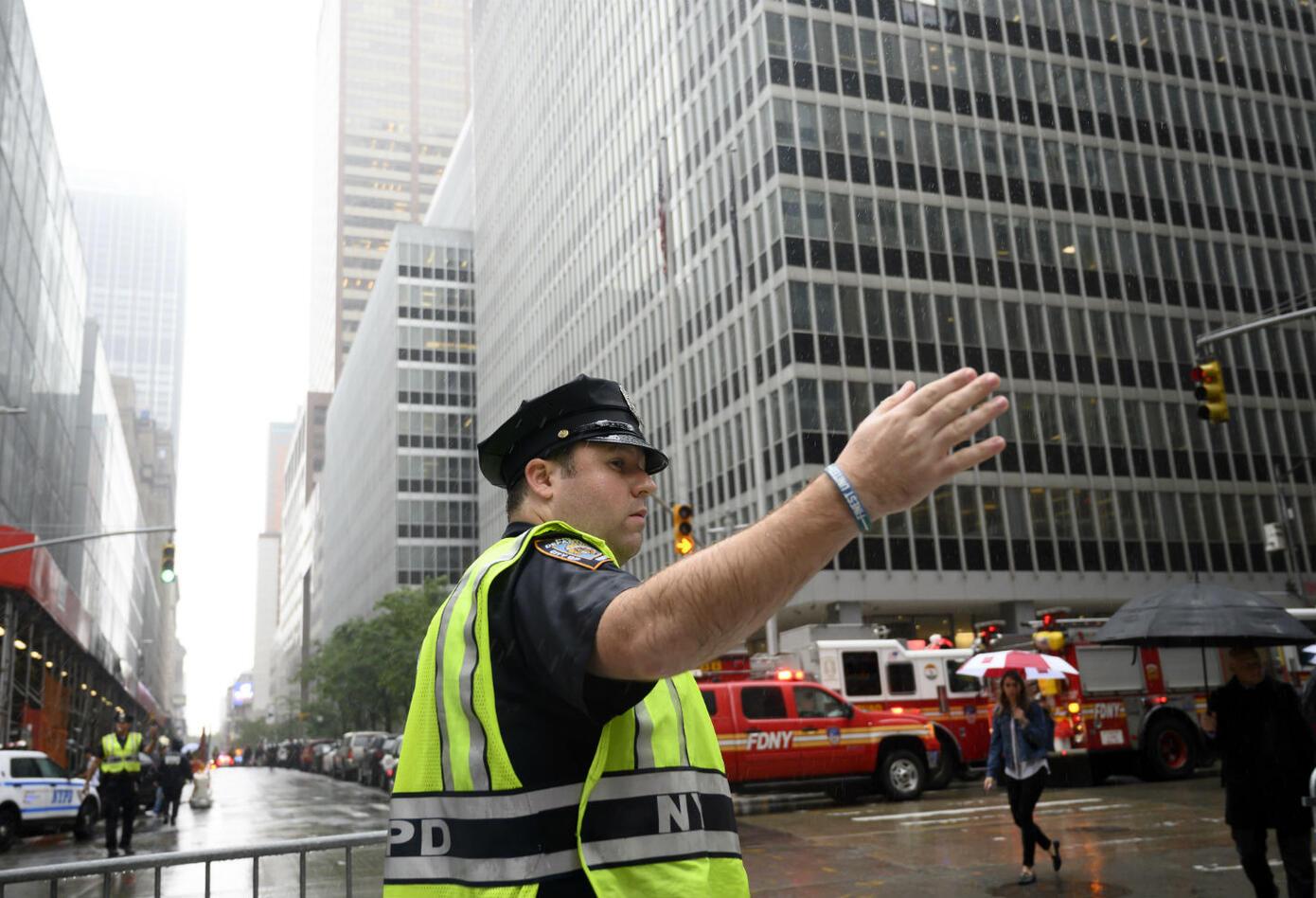 Un helicóptero se estrelló contra un edificio en New York - Mundo