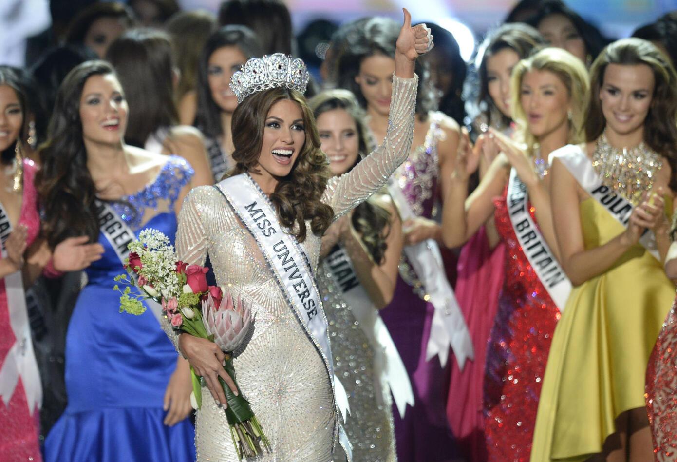 Gabriela Isler, Miss Universo 2013