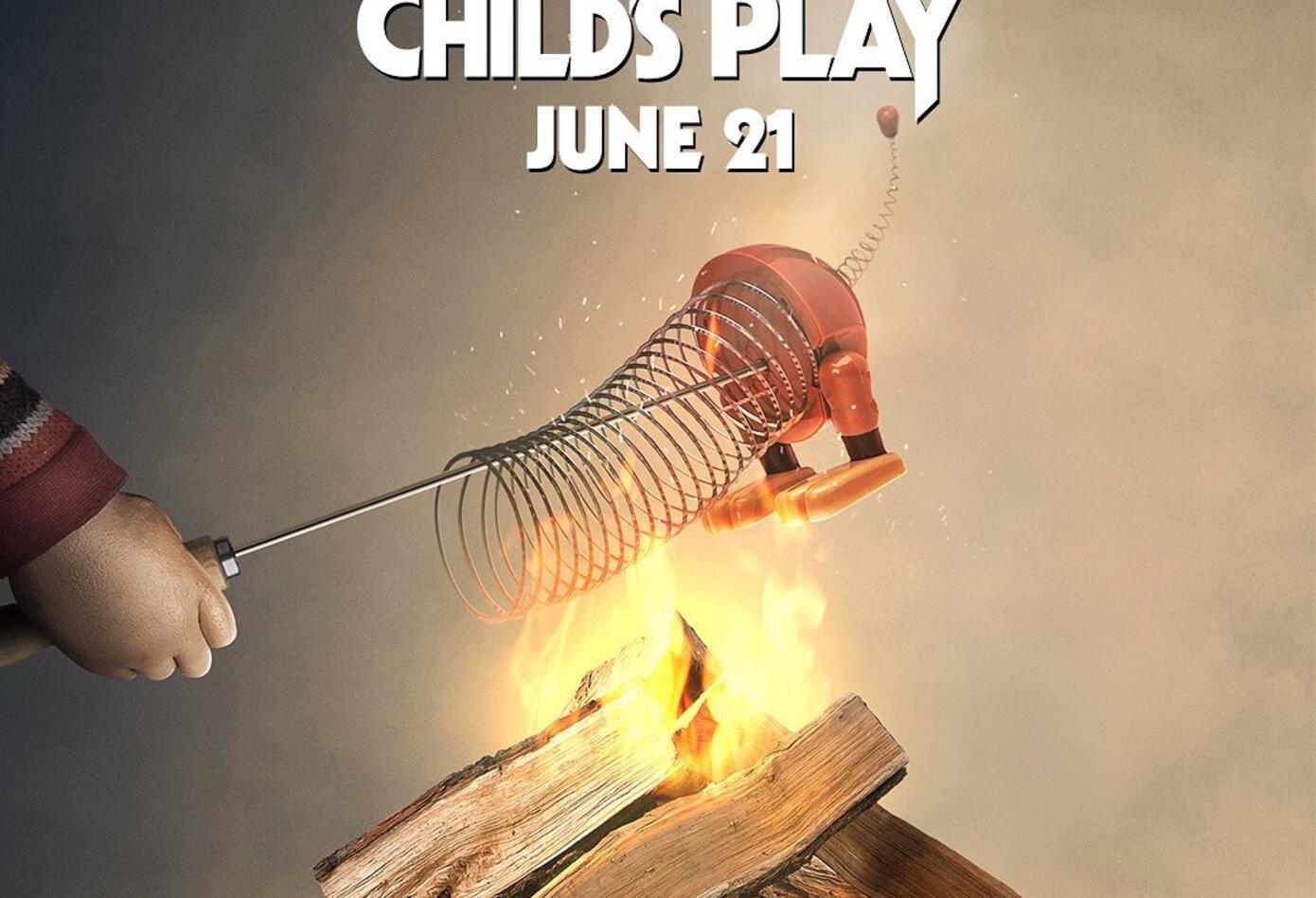 Slinky es asesinado por Chucky