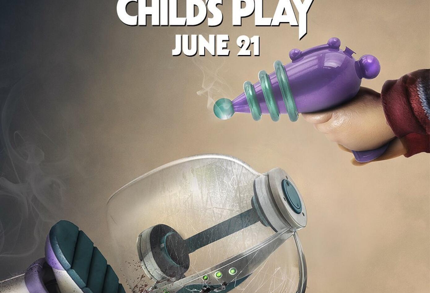 Buzz Lightyear es asesinado por Chucky