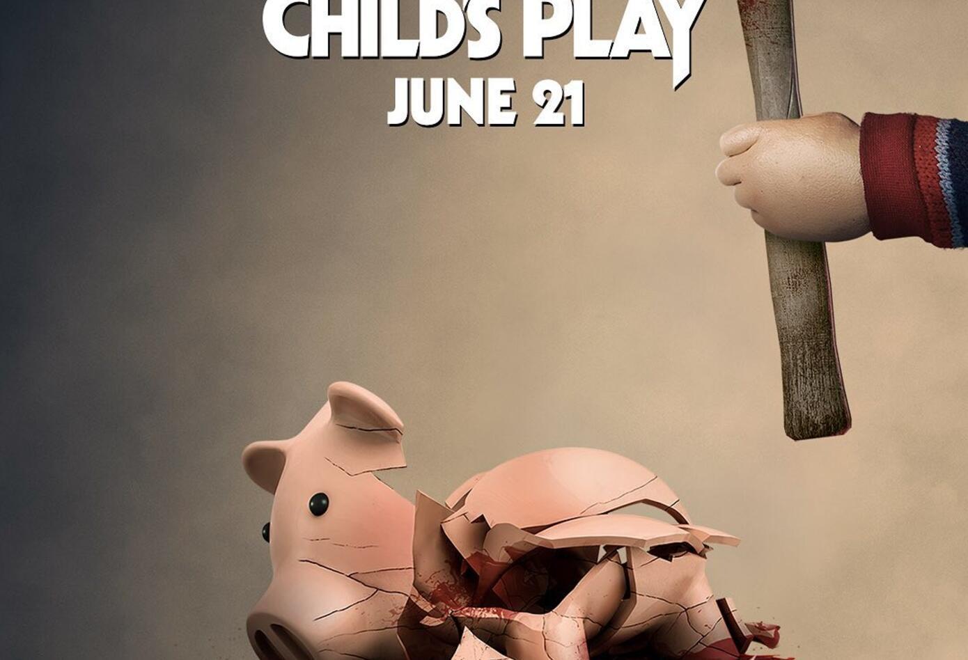 Cerdo es asesinado por Chucky
