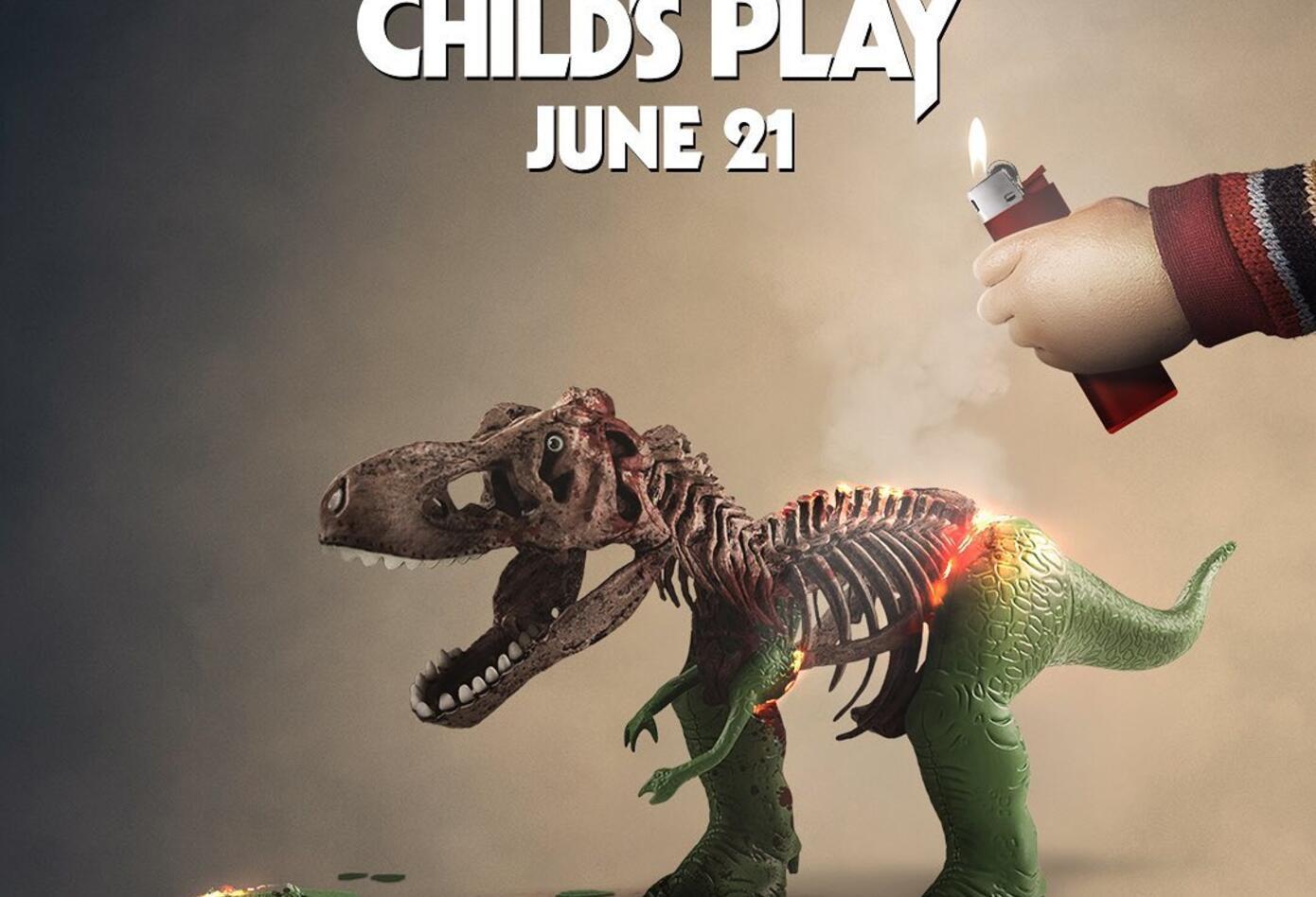 Rex es asesinado por Chucky