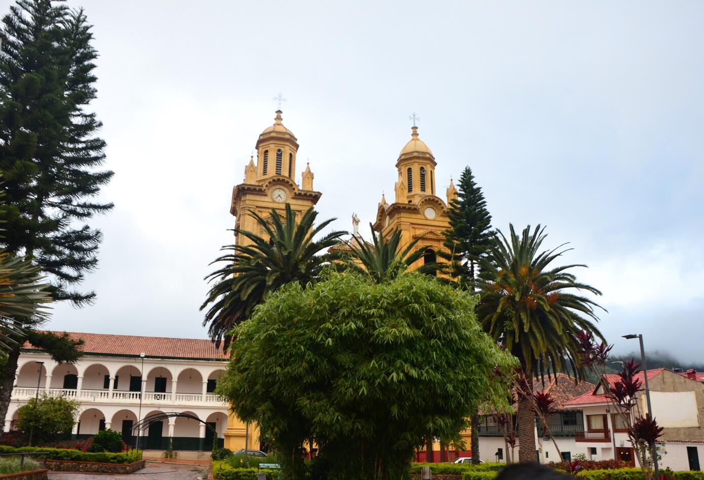 Jenesano, municipio de Boyacá
