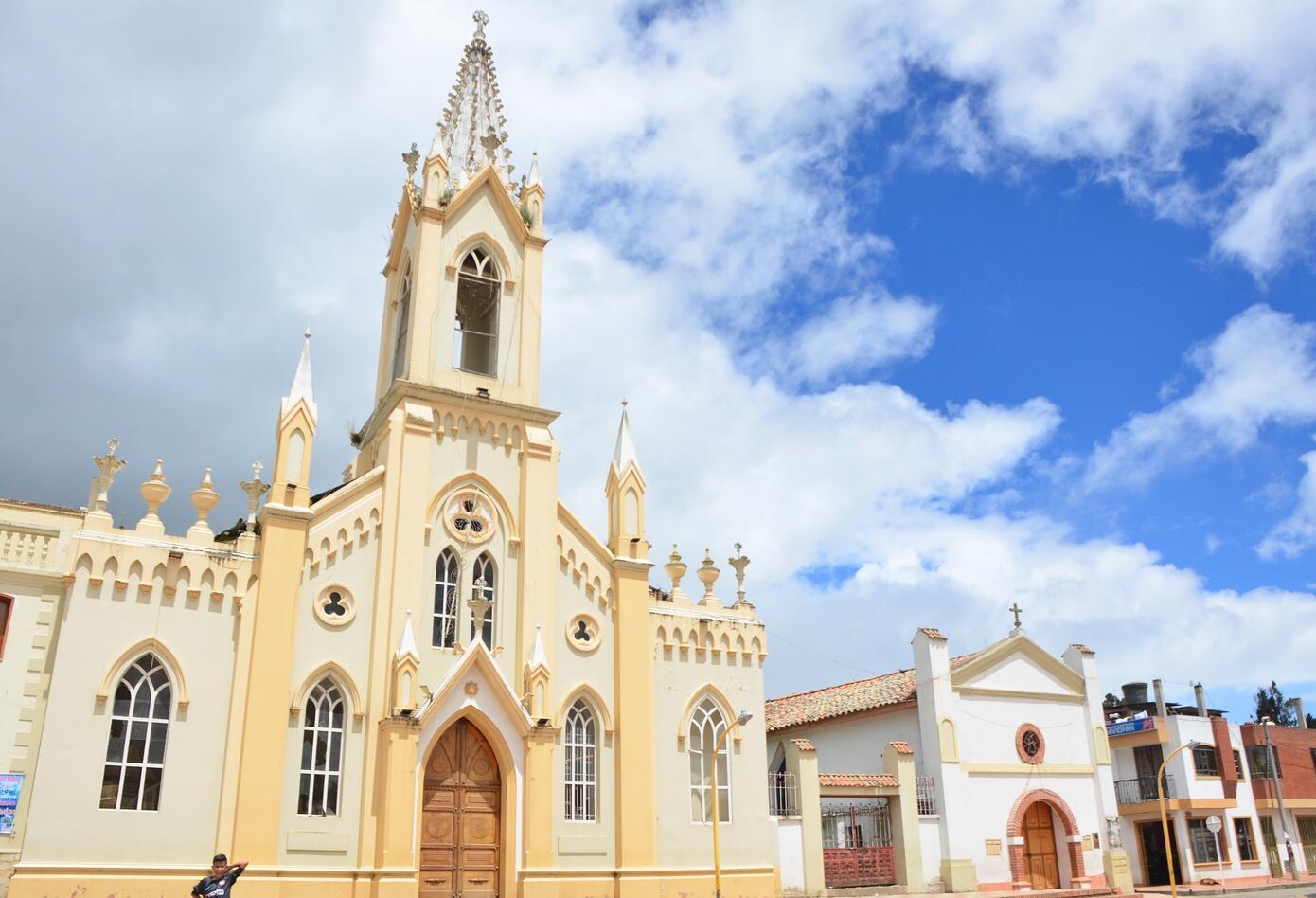 Municipio de Toca Ruta Libertadora
