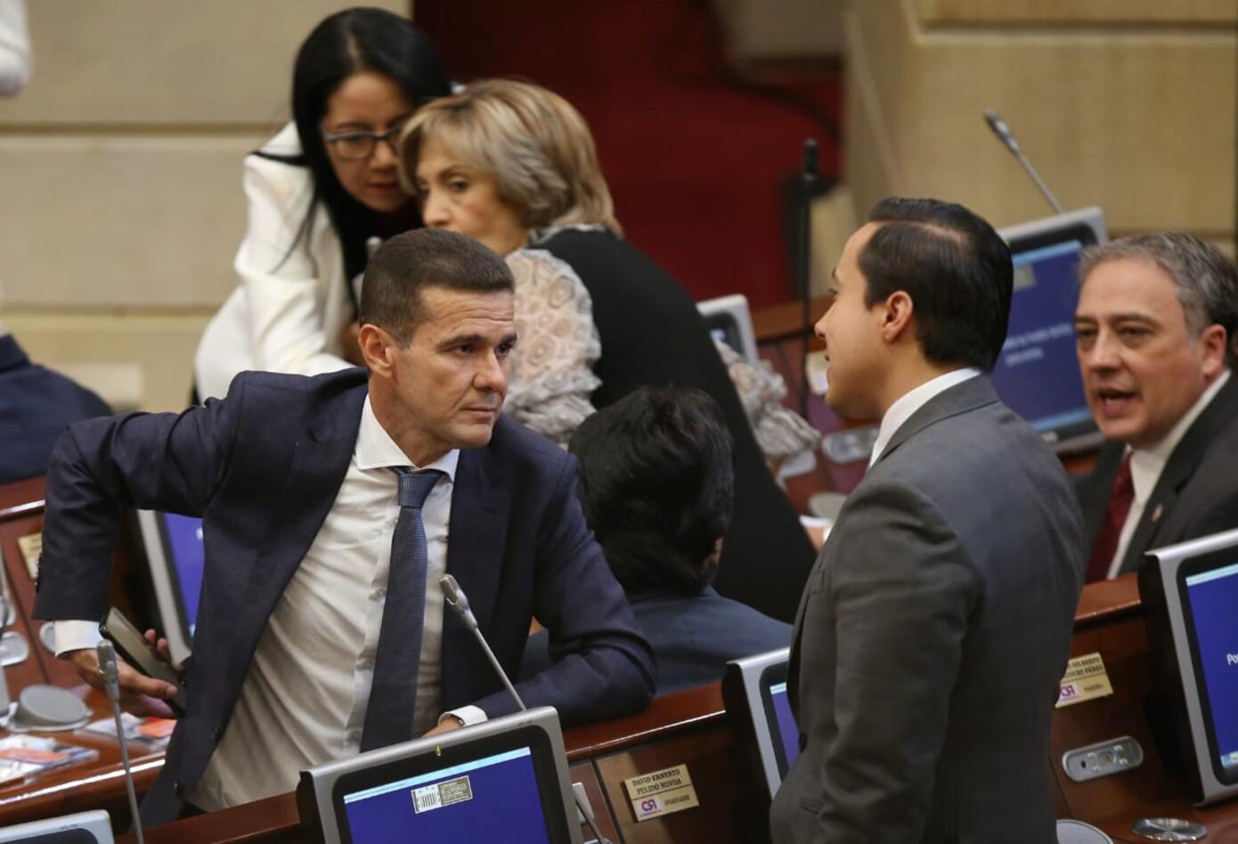 Carlos Alberto Cuenca, nuevo Presidencia de la Cámara de Representantes, es oriundo del departamento de Guanía.