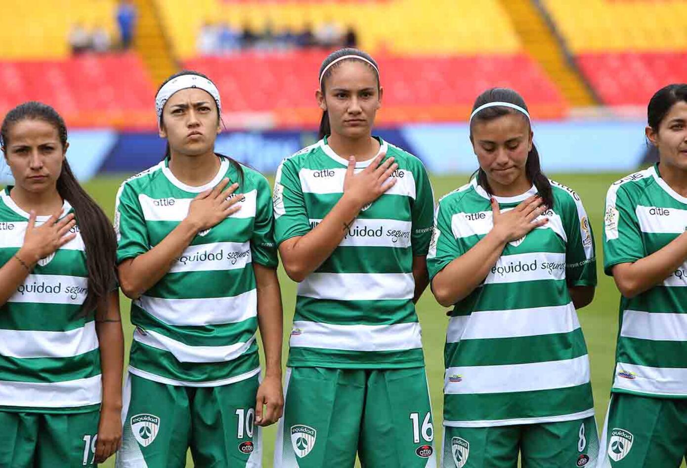 Millonarios vs Equidad - Liga Águila Femenina 2019