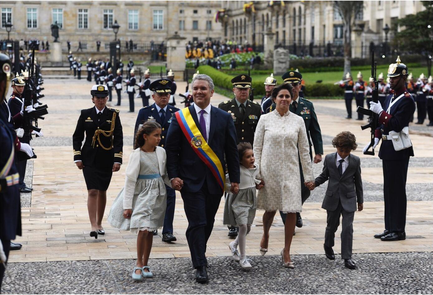 Duque, antes de asumir como mandatario, dio a conocer que no empelaría el Palacio Presidencial como su lugar de residencia.