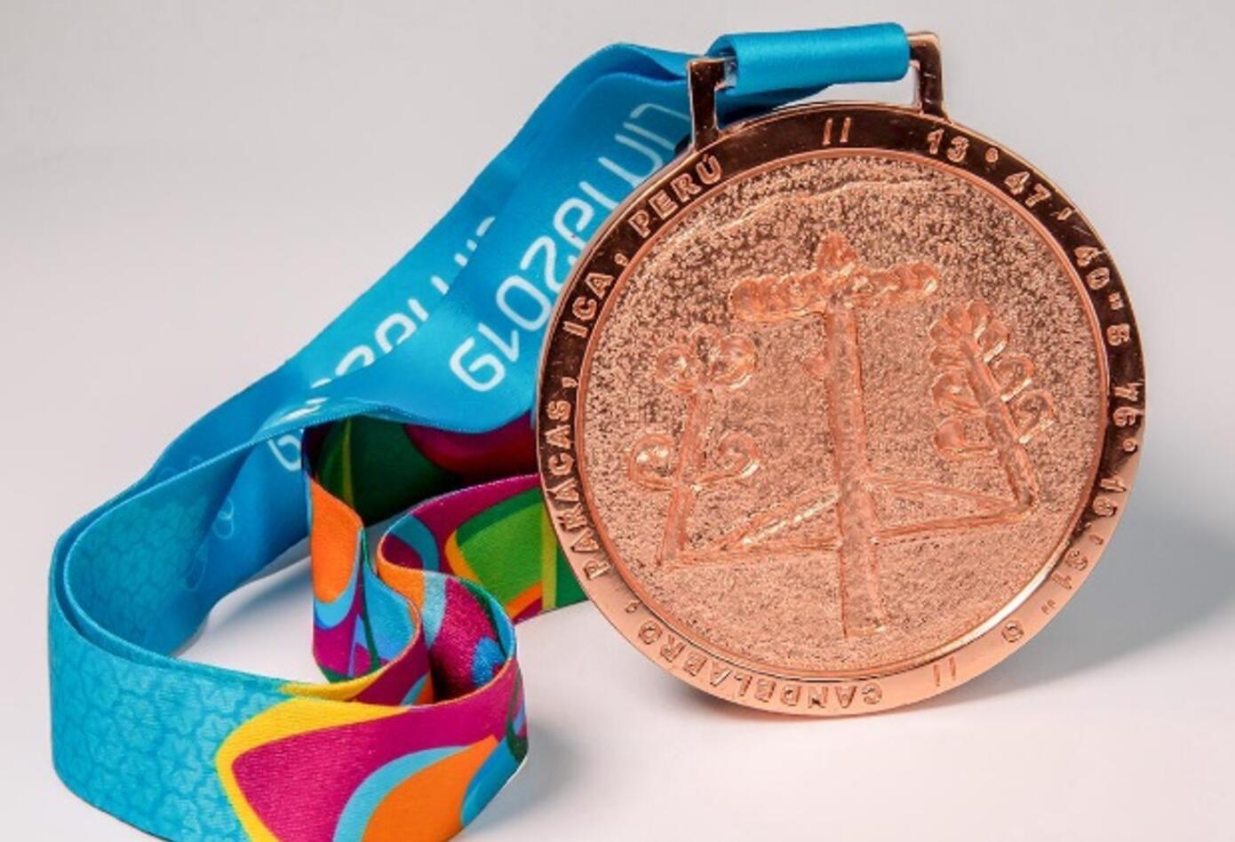 Medalla de Bronces - Juegos Panamericanos