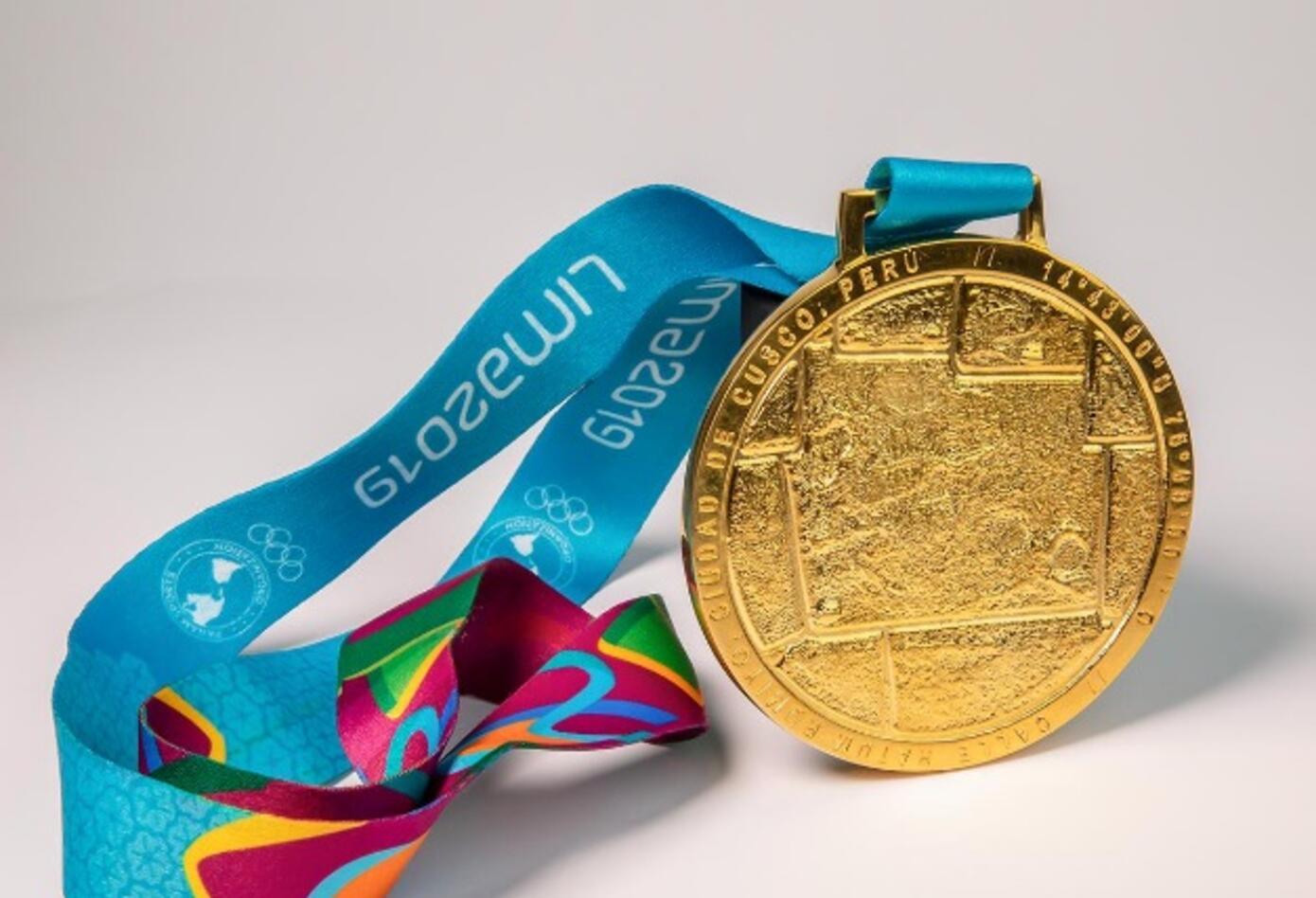 Medalla de Oro- Juegos Panamericanos