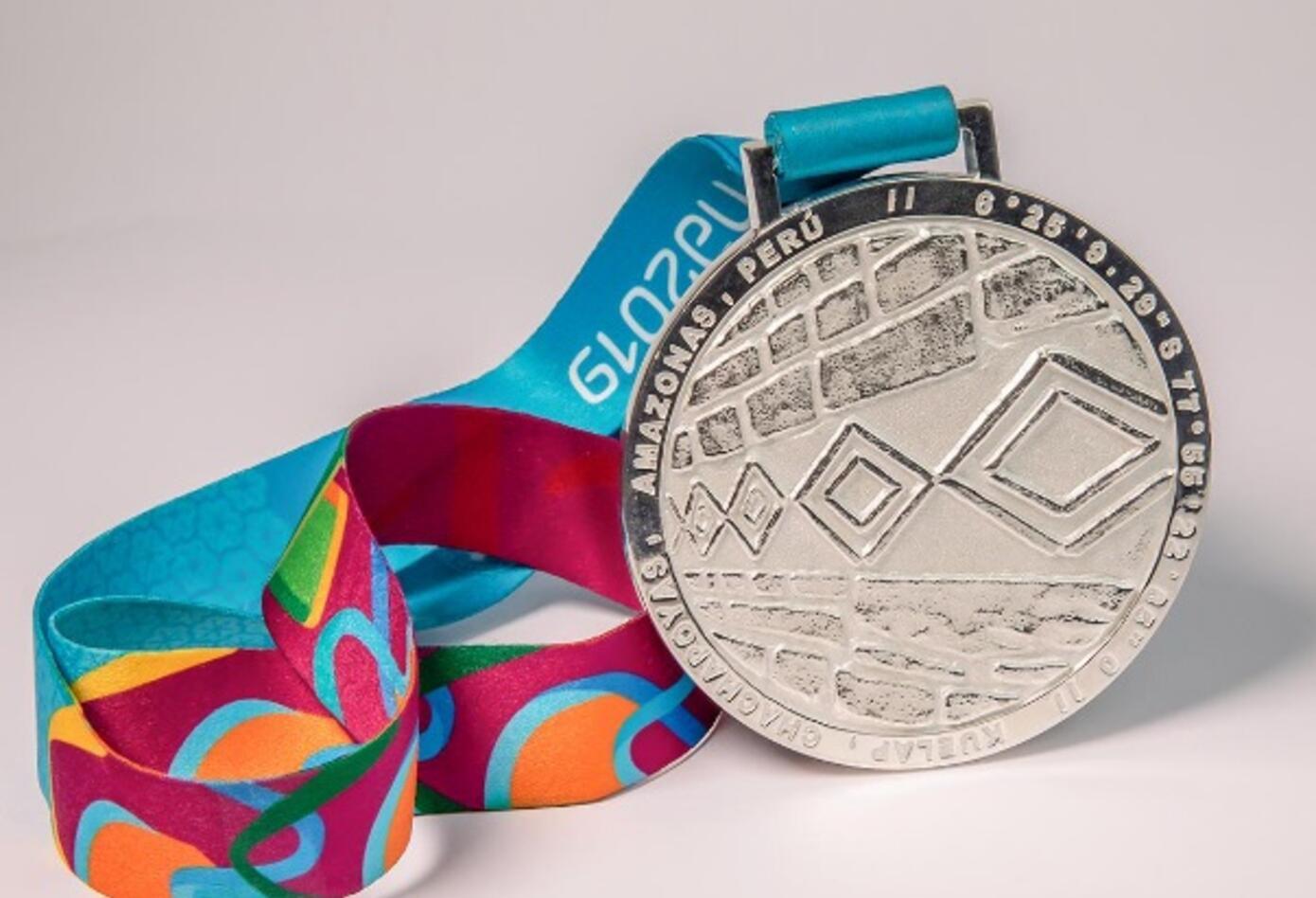 Medalla de Plata- Juegos Panamericanos