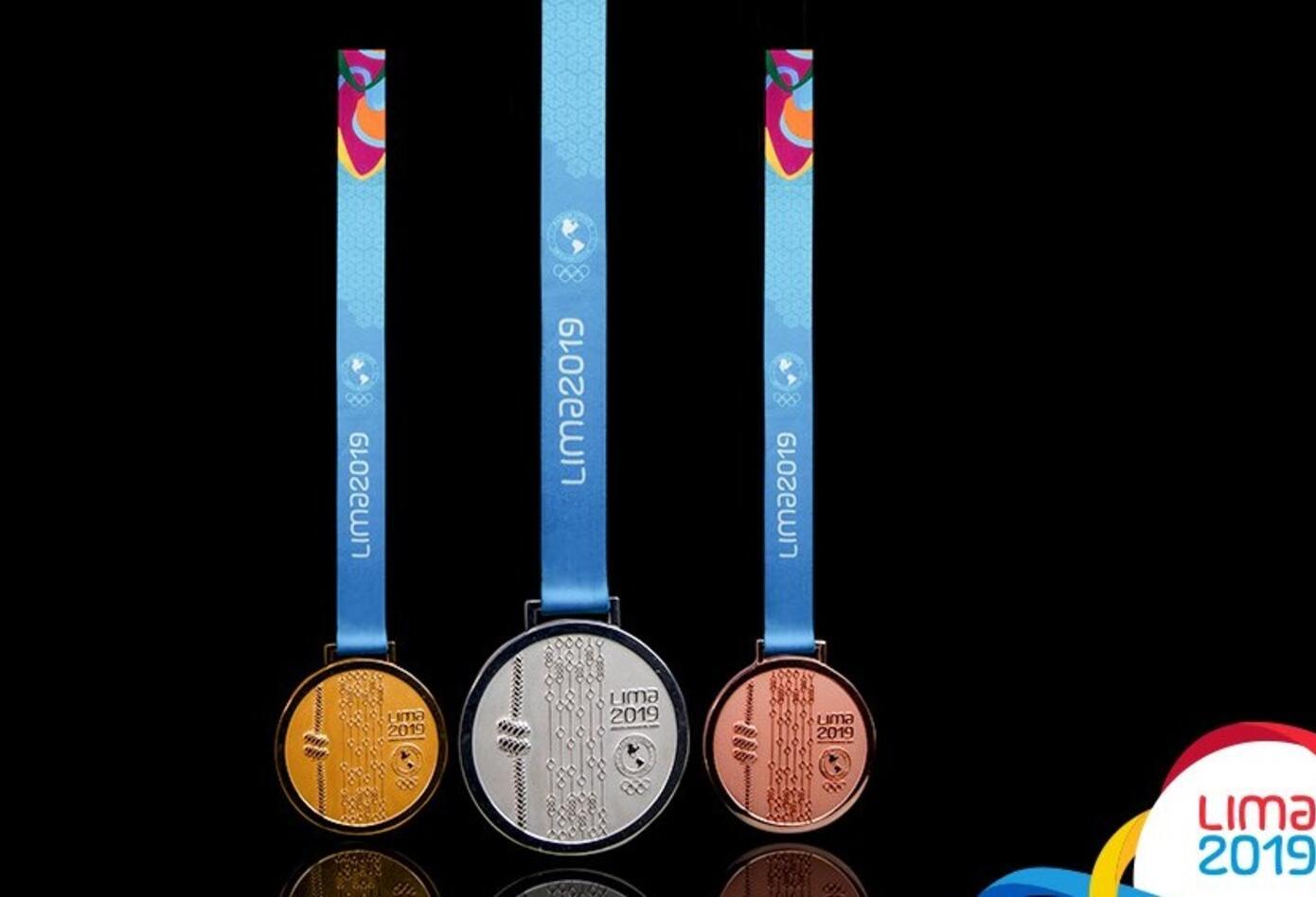 Medallas Juegos Panamericanos