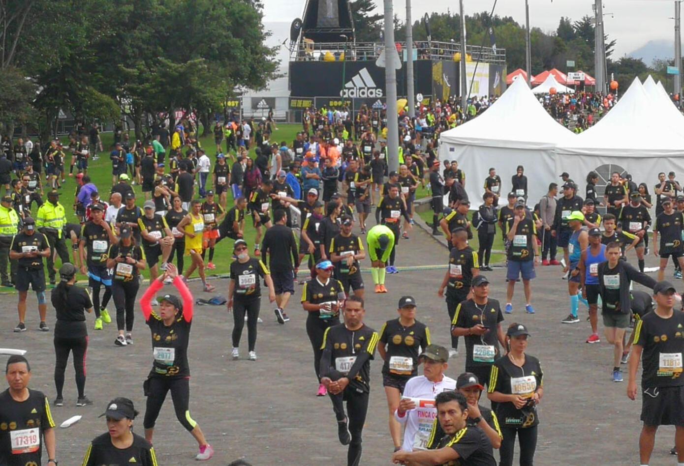 Media Maratón de Bogotá 2019