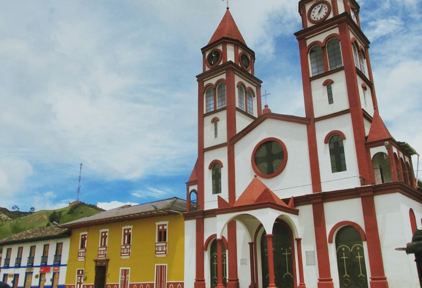 Corregimiento de San Félix (Salamina, Caldas)