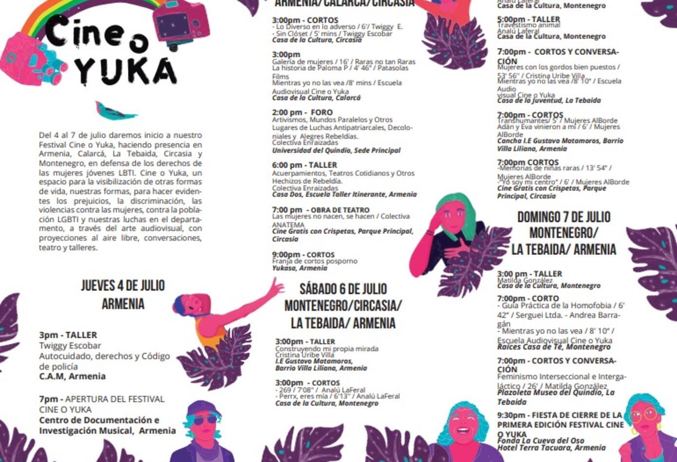 Colectivo Feminista Yukasa - Armenia