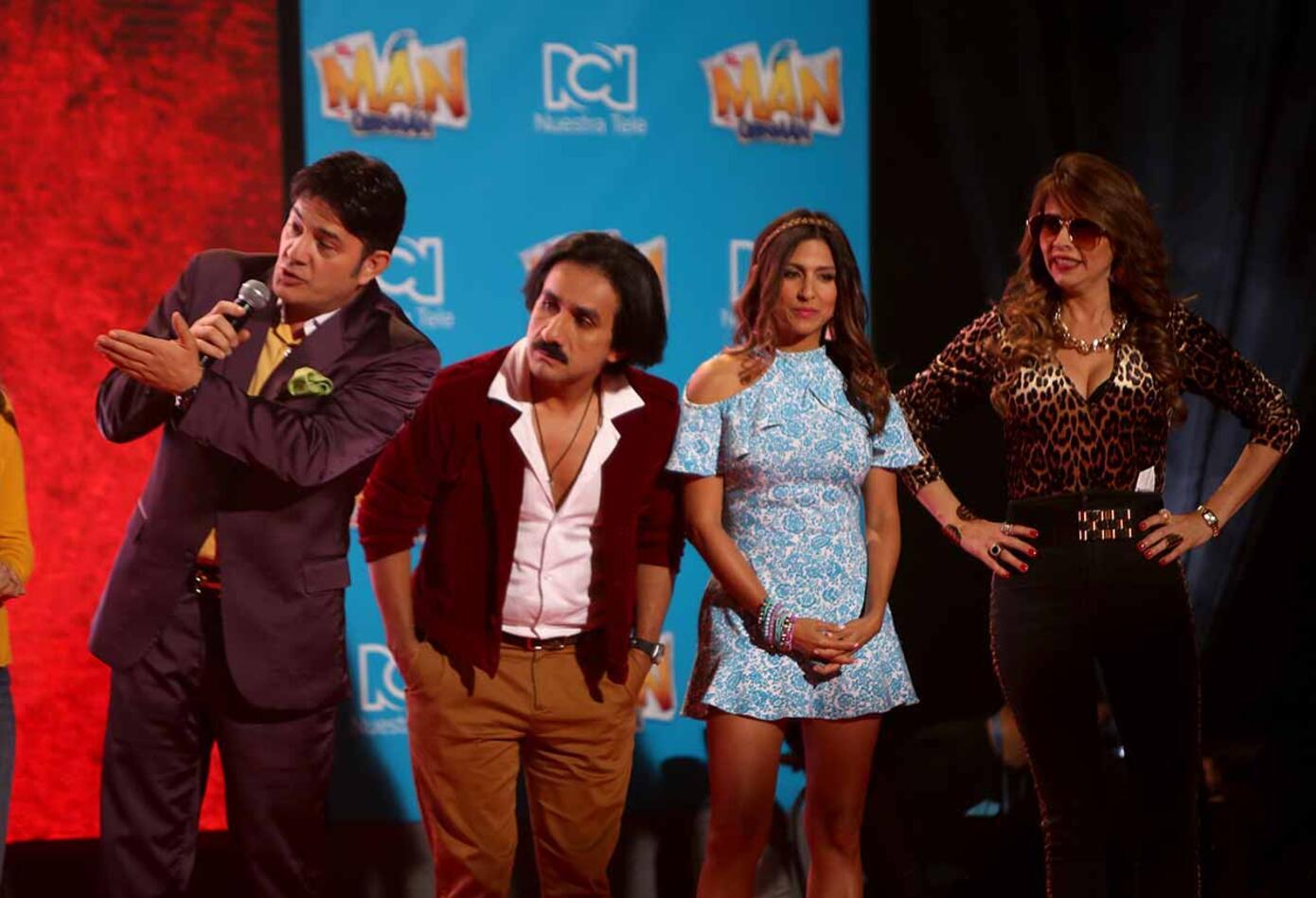 El Man es German se ha convertido en uno de los programas preferido de los televidentes colombianos.