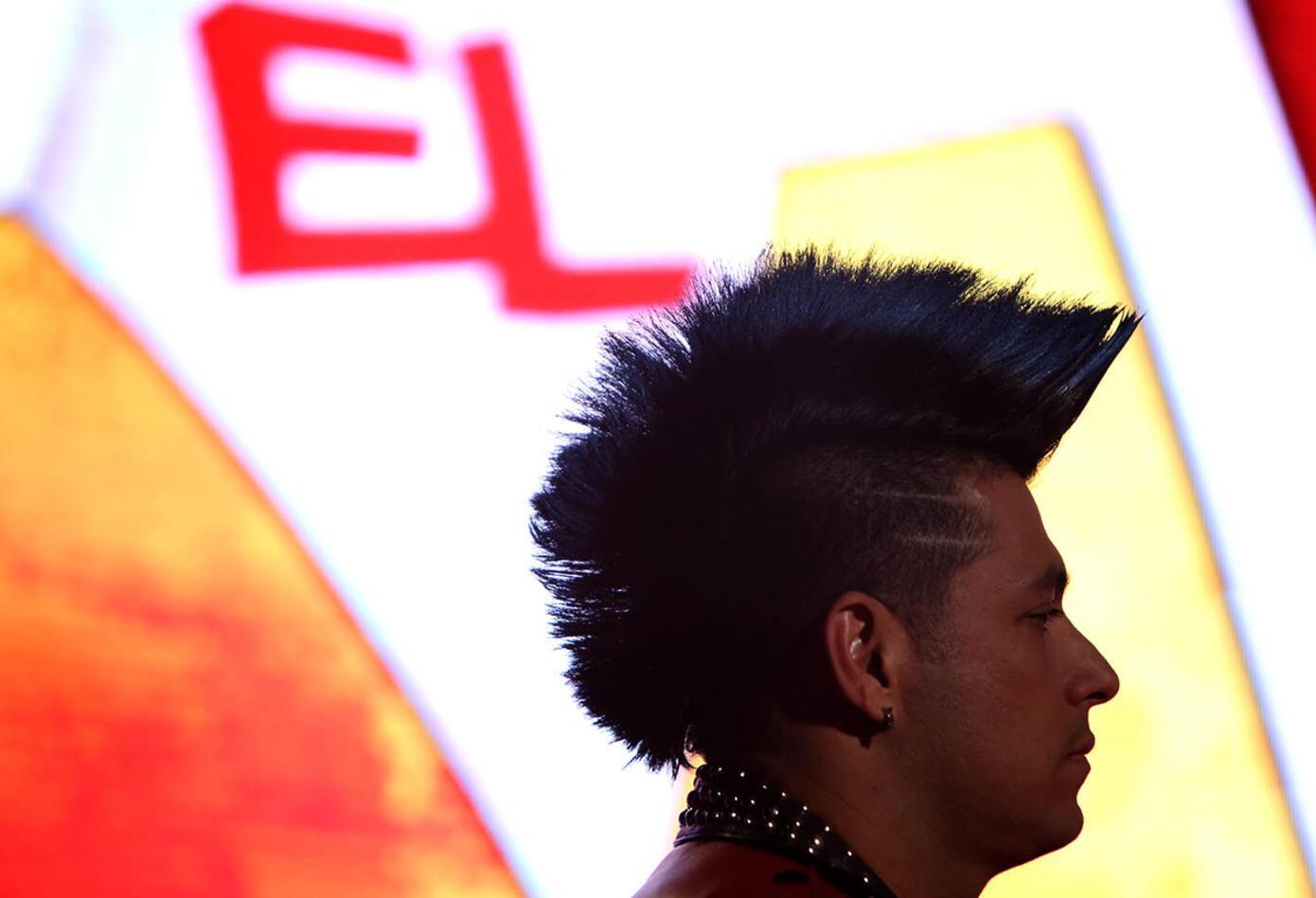 Santiago Alarcón es el protagonista de El Man es German de RCN Televisión.