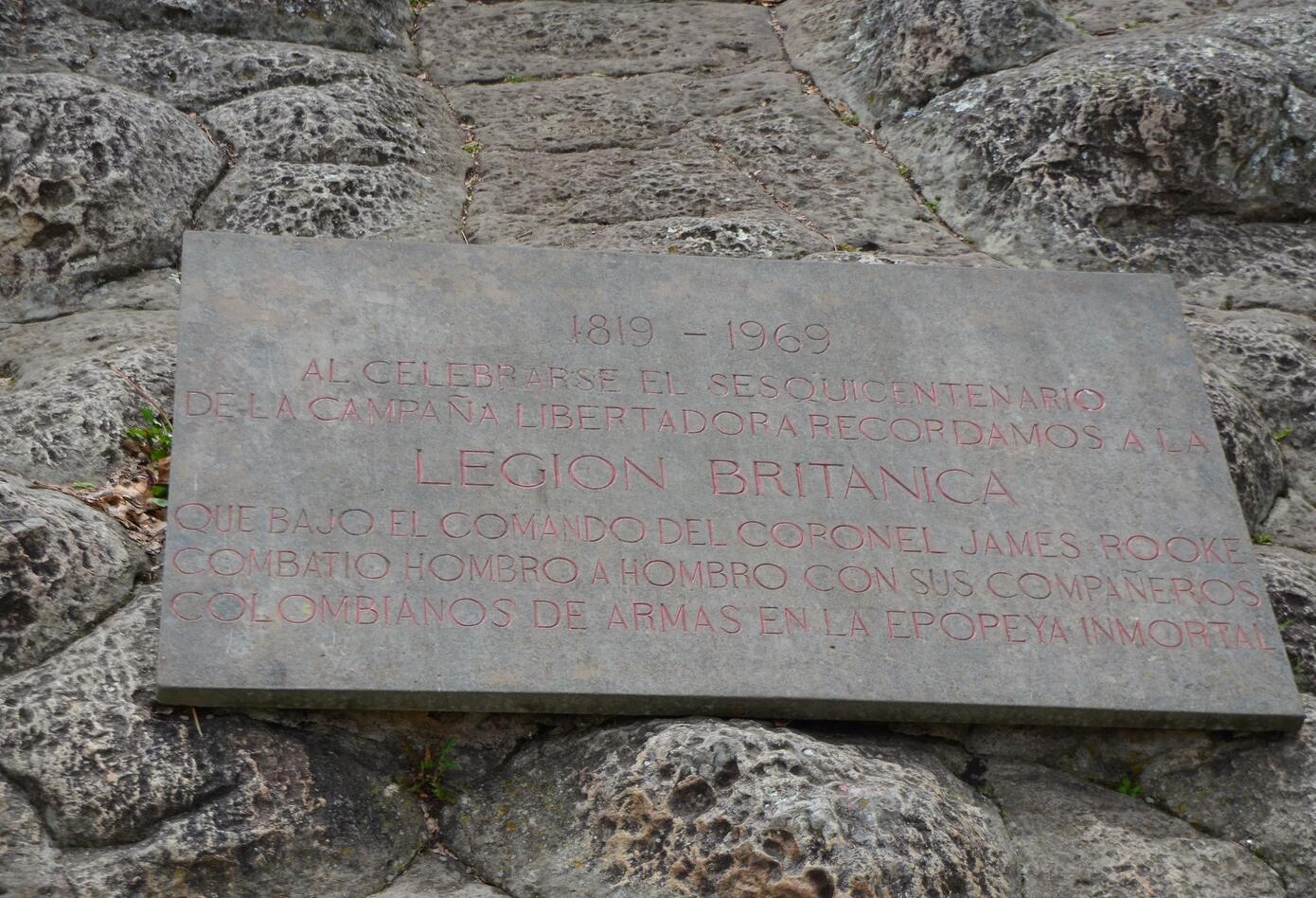 Monumento a la Batalla de Boyacá