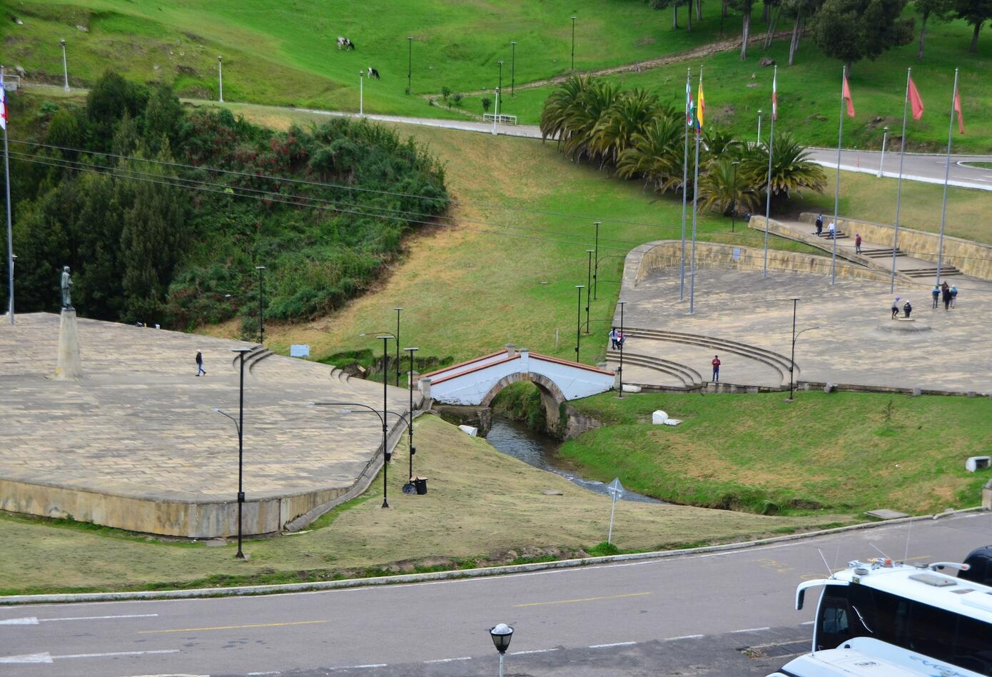 Monumento Puente de Boyacá