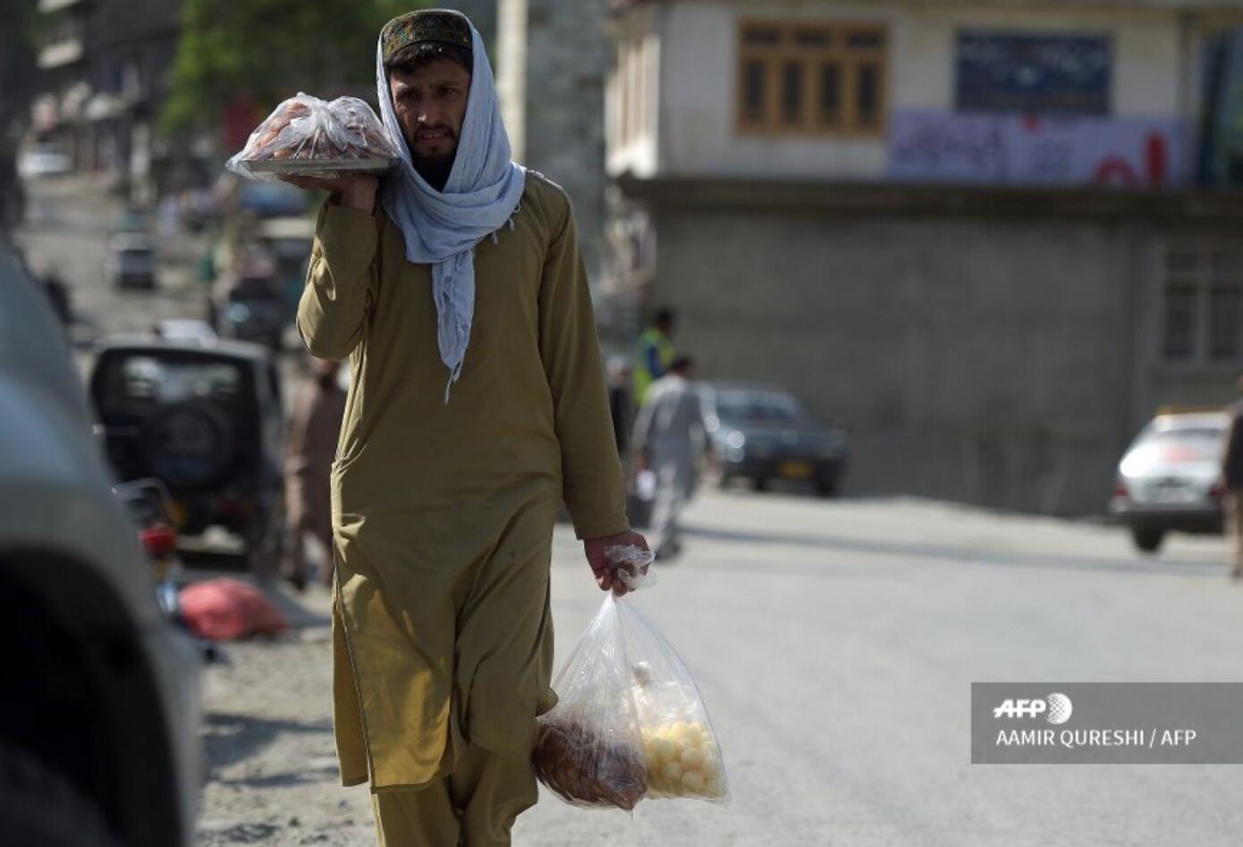 Pakistán figura entre los países que más consumo de bolsas plásticas tiene en el mundo.
