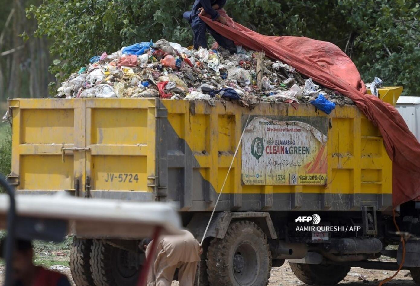 Unos 127 países, entre ellos Pakistán, han legislado sobre el problema, según la ONU.