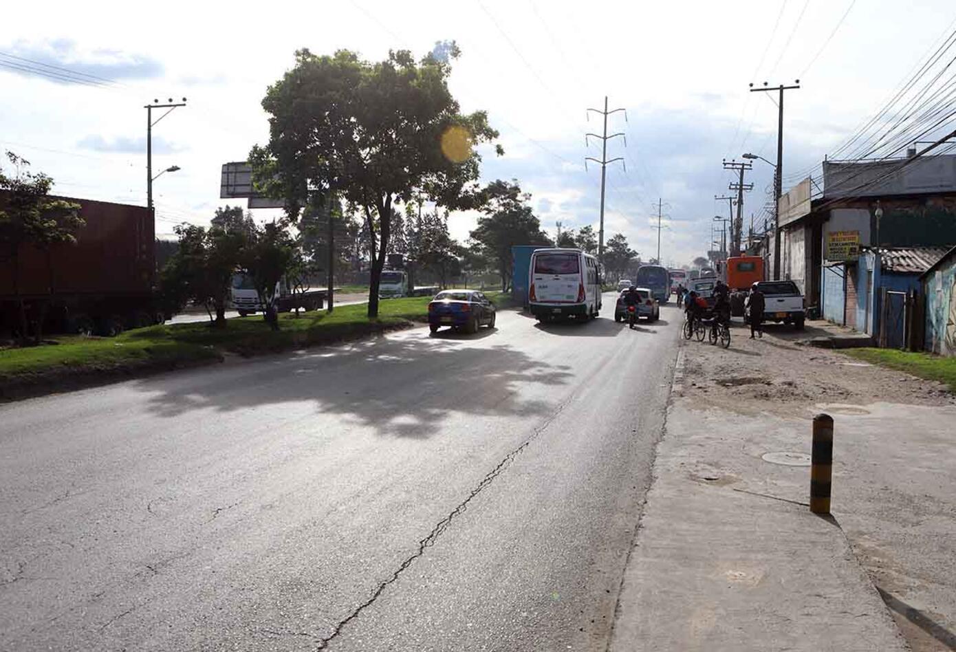 Calle 13 con carrera 129