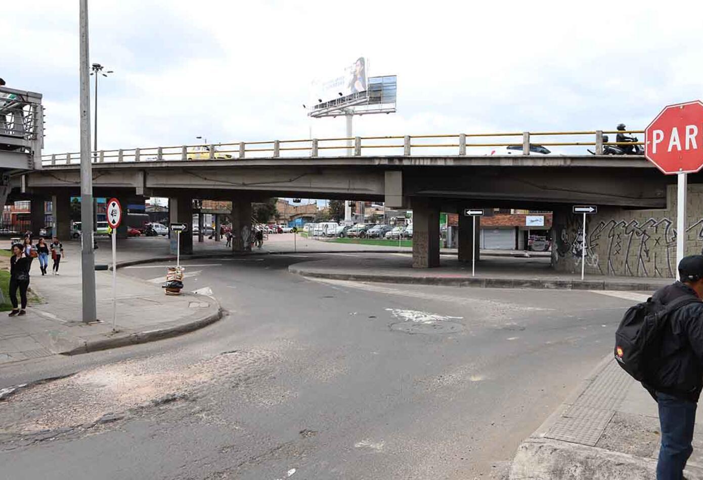 Carrera 20b con calle 72