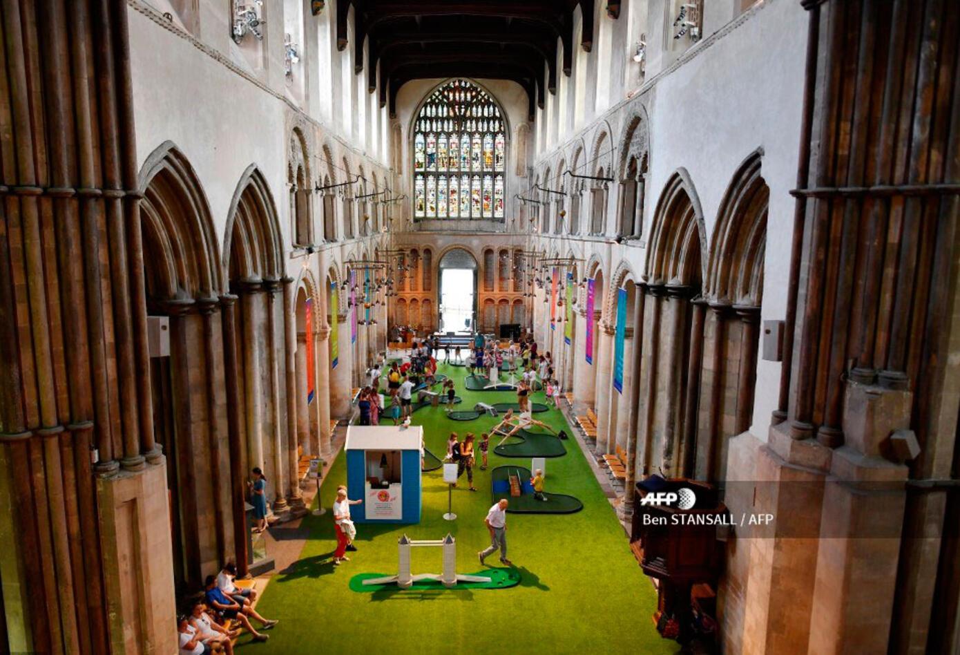 Se trata de la última iniciativa de la Iglesia anglicana de Inglaterra para intentar dinamizar a las comunidades de creyentes, en un país cada vez menos practicante.