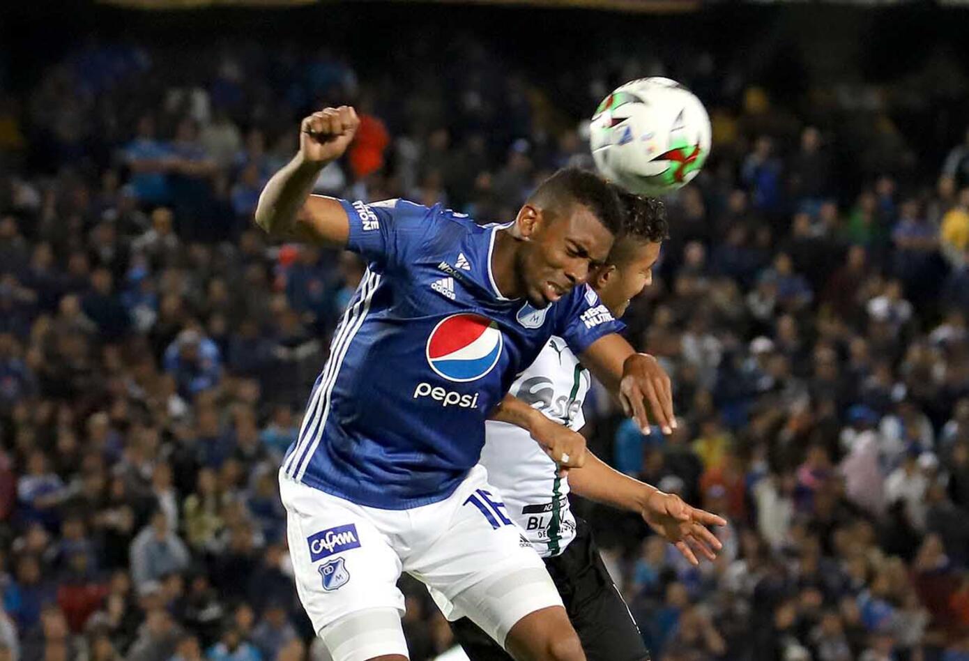 Millonarios vs Deportivo Cali - Liga Águila II