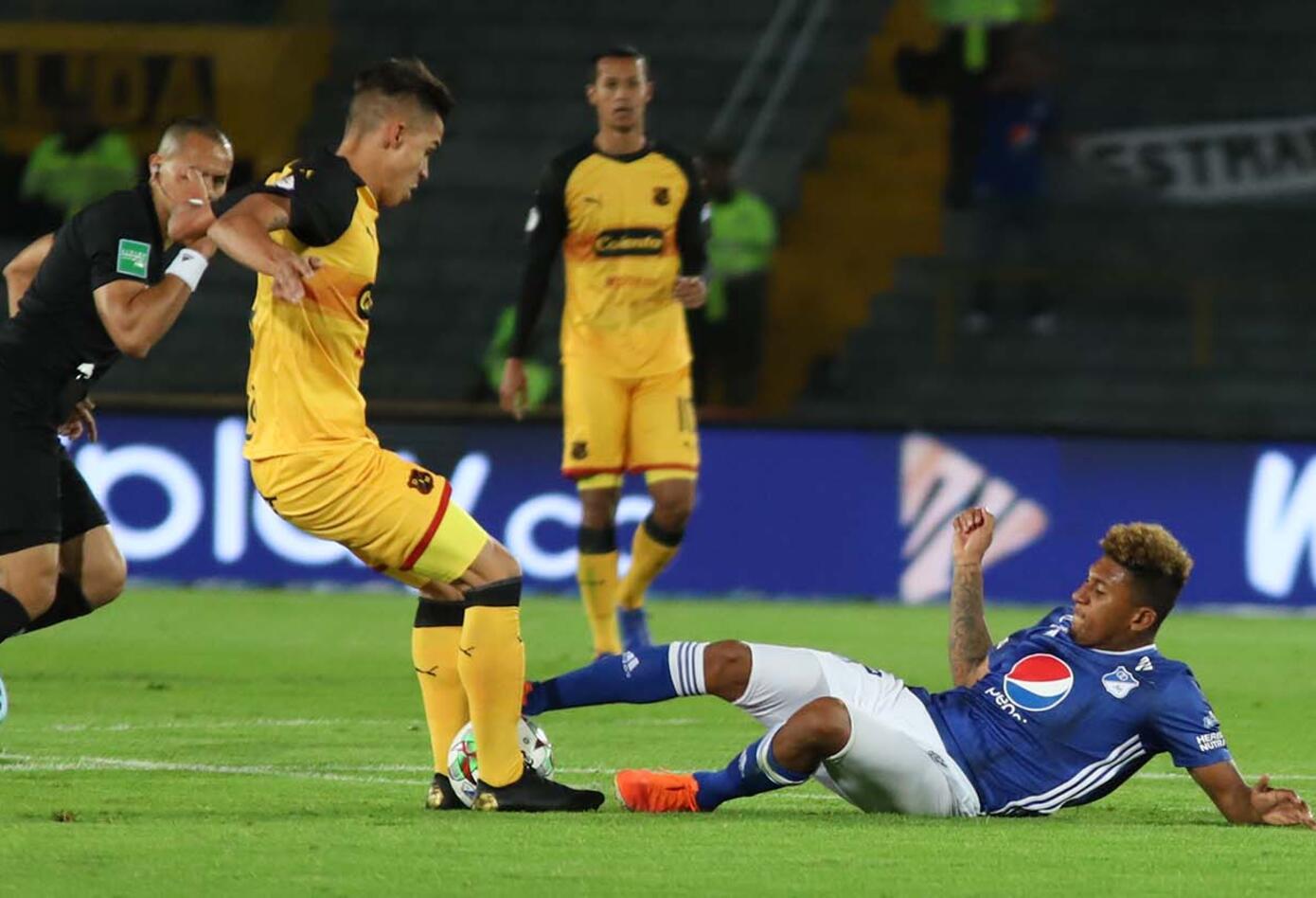 Millonarios Vs. Medellín - Copa Águila
