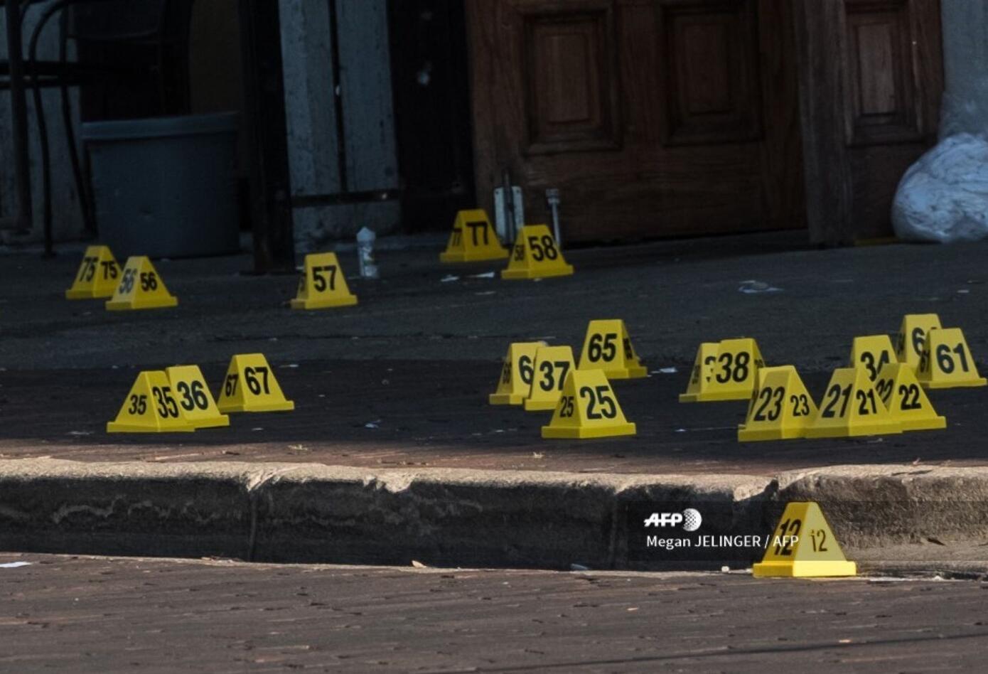 El ataque en Dayton ocurrió horas después de que un hombre de 21 años abriera fuego en un centro comercial de la localidad de El Paso.