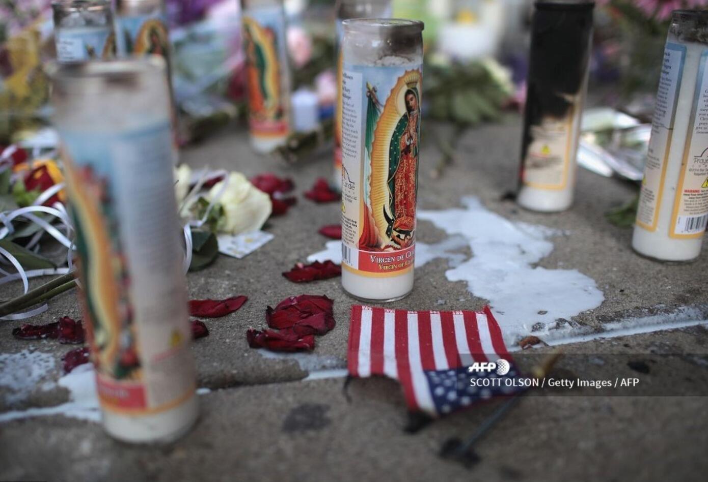 """Todos los fallecidos """"sufrieron heridas de bala o heridas mortales por el arma"""" del atacante."""