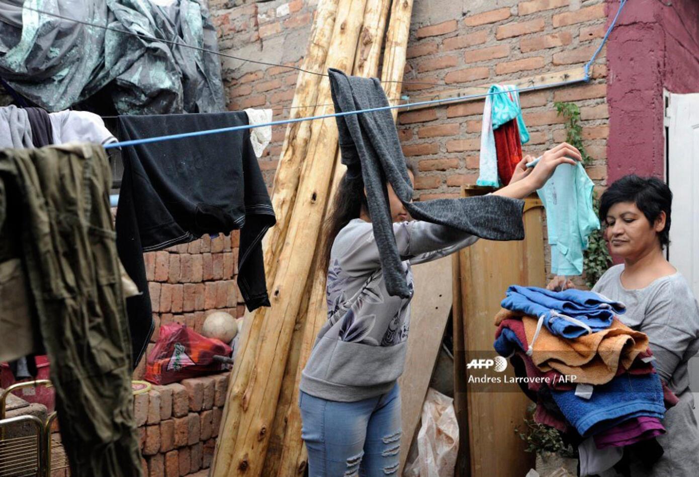 """""""¿Cómo son capaces de hacerle daño a un ser tan frágil?"""", se pregunta Paola González, madre de Milagros."""