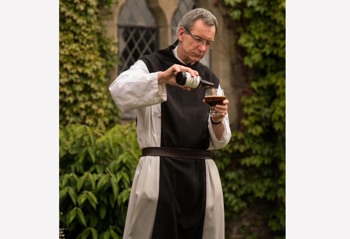 Esta es la historia de los monjes productores de cerveza.