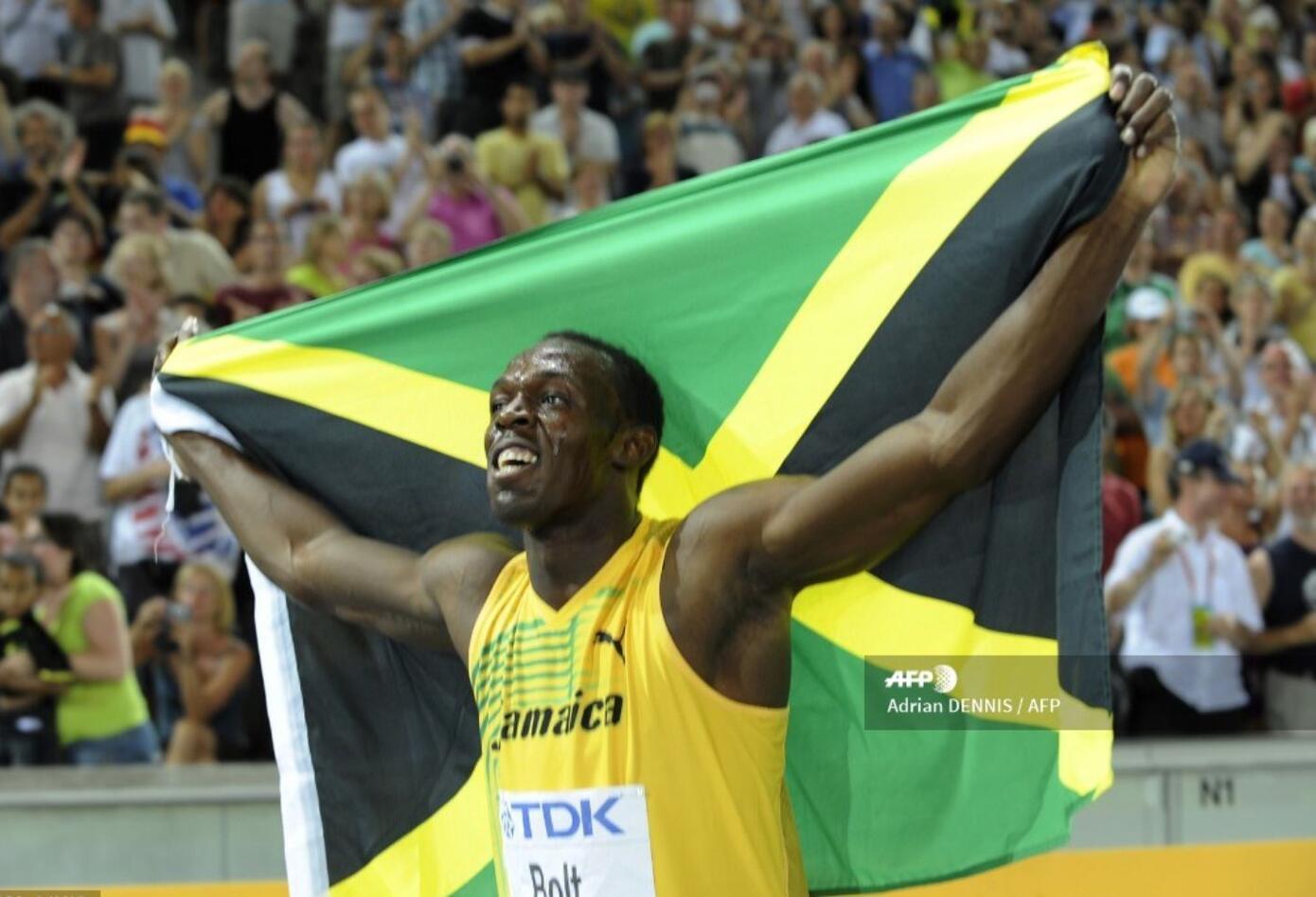 El 16 de agosto de 2009, con un tiempo de 9 segundos y 58 centésimas en Berlín, firmó una de las mayores gestas de la historia del deporte.