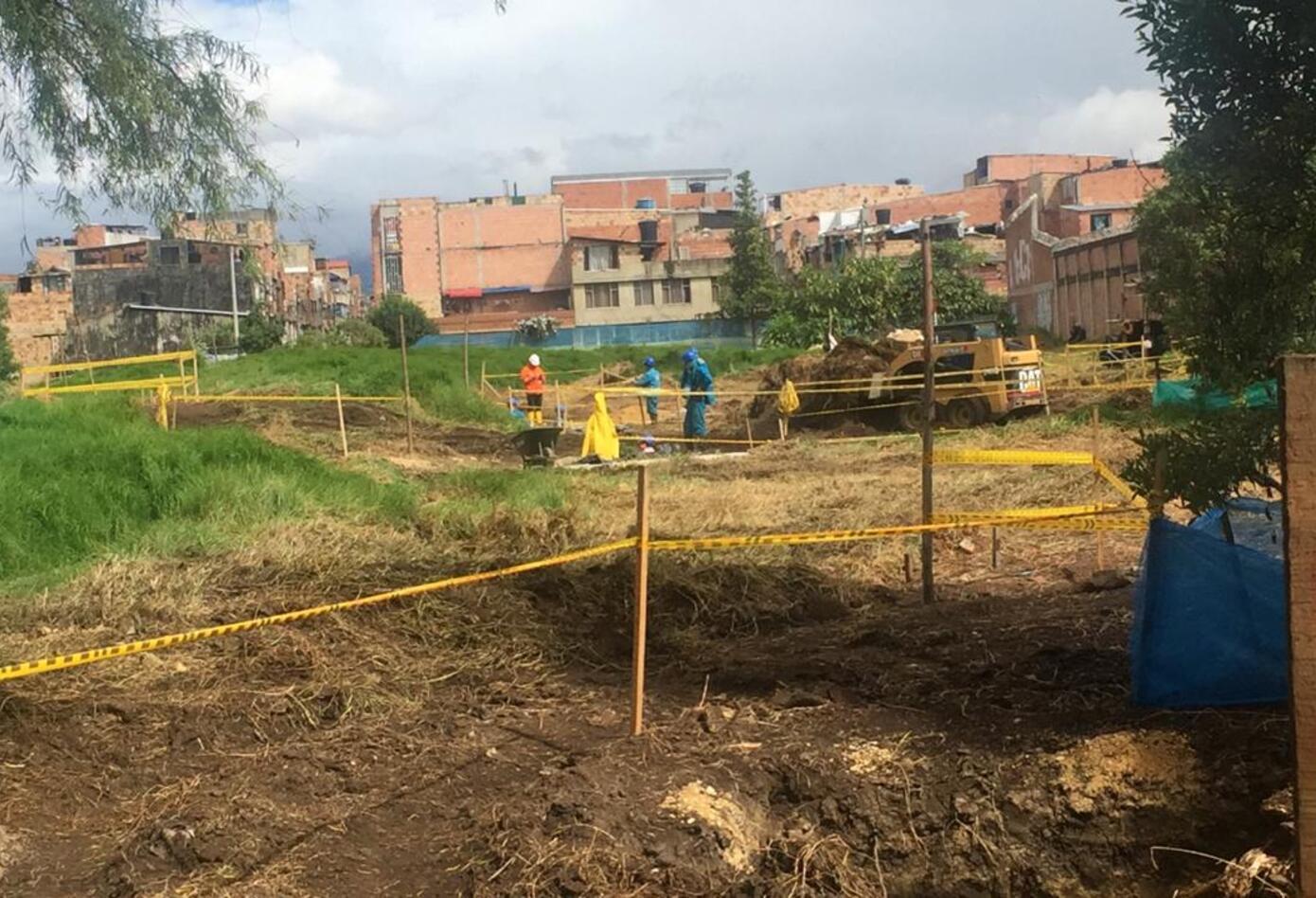 Obras Humedal Jaboque