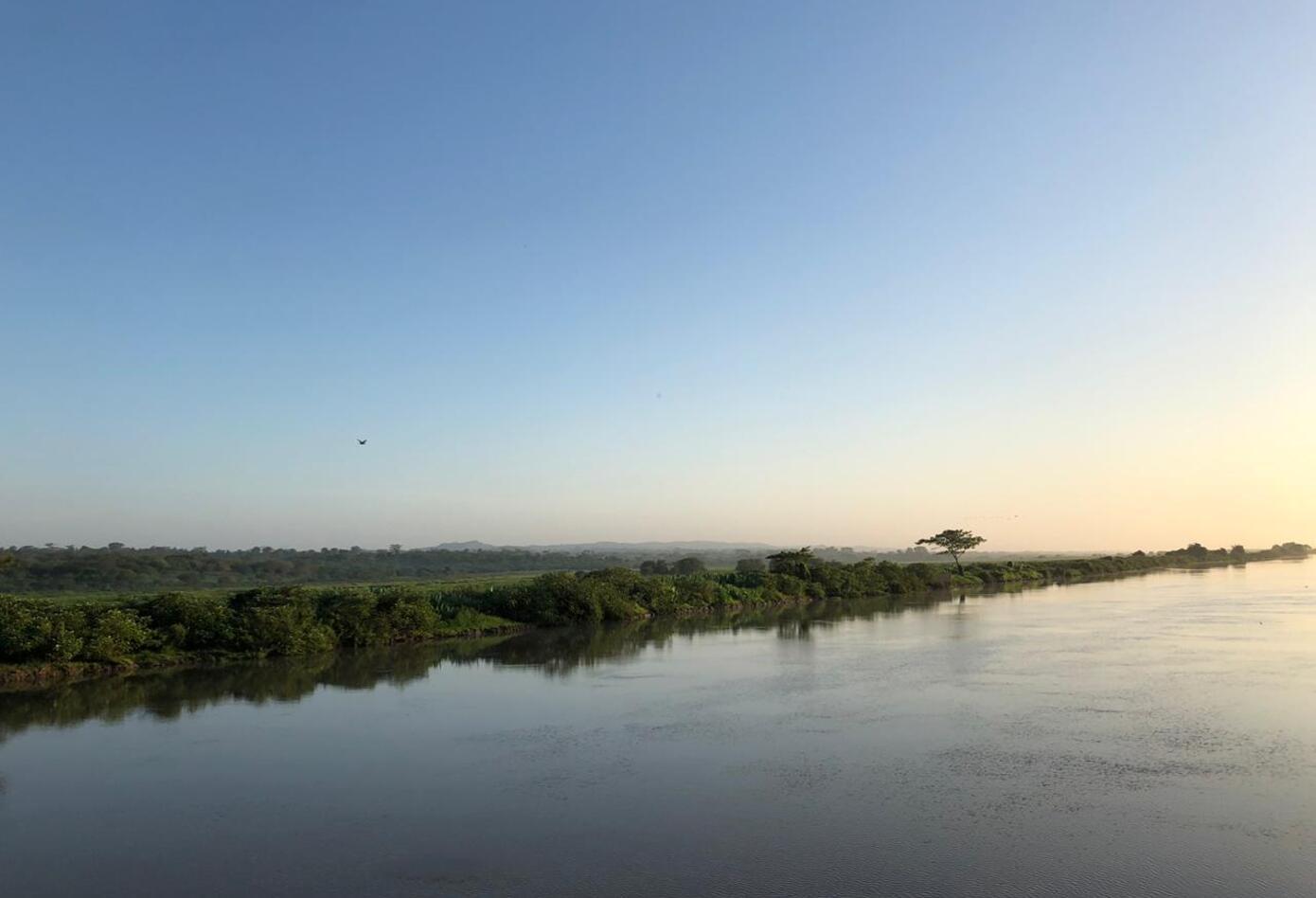 Por el río Magdalena avanzará la travesía 'mágica' de Fides