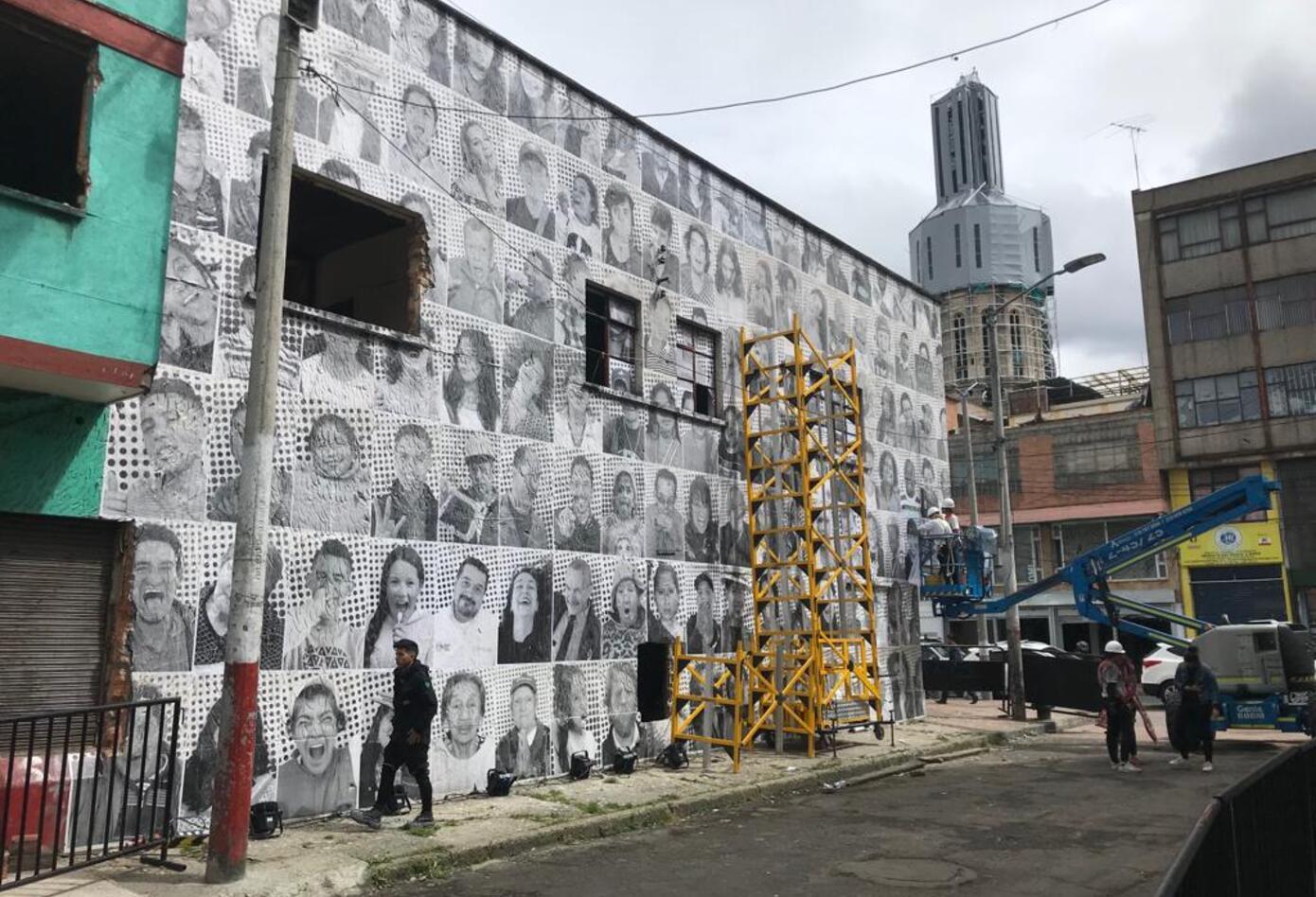 Esa zona de Bogotá fue recuperada por el distrito en 2016