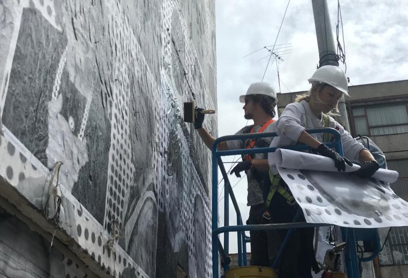 Artistas se tomaron el Bronx, en el centro de Bogotá