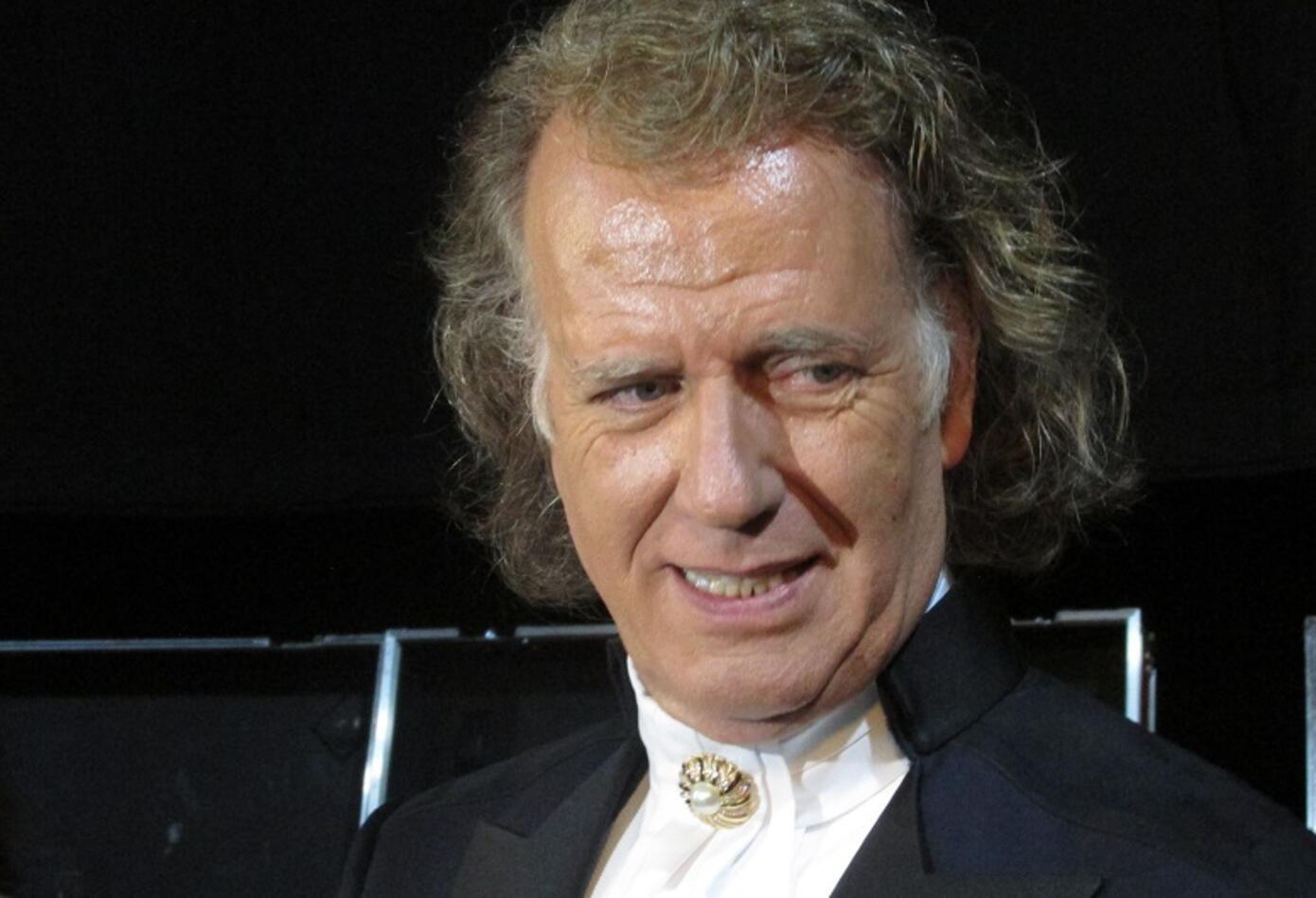 André Rieu en Bogotá