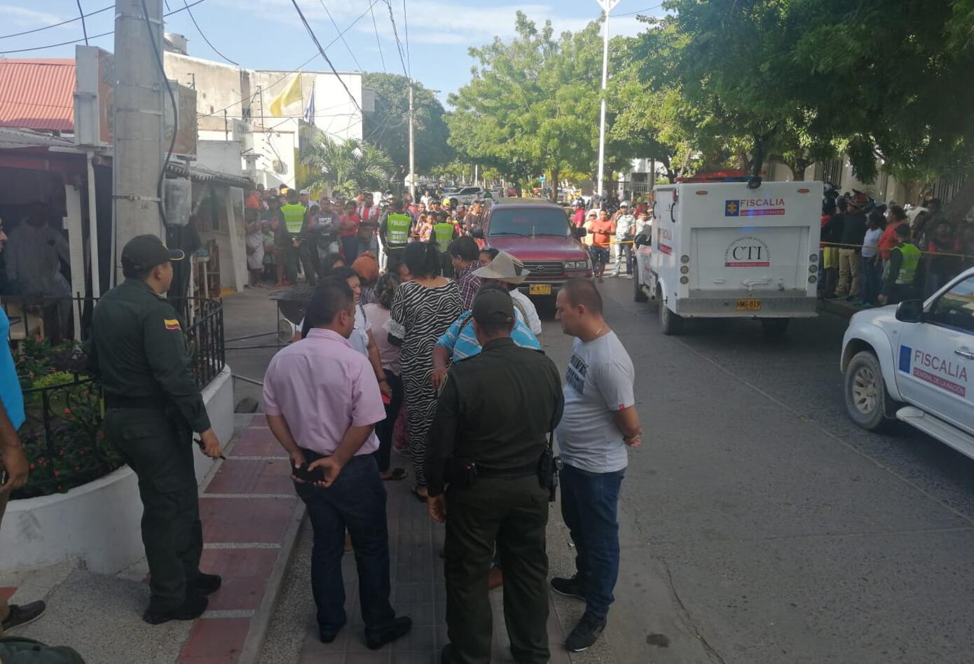 Las autoridades hablaron con los familiares para permitir los actos urgentes