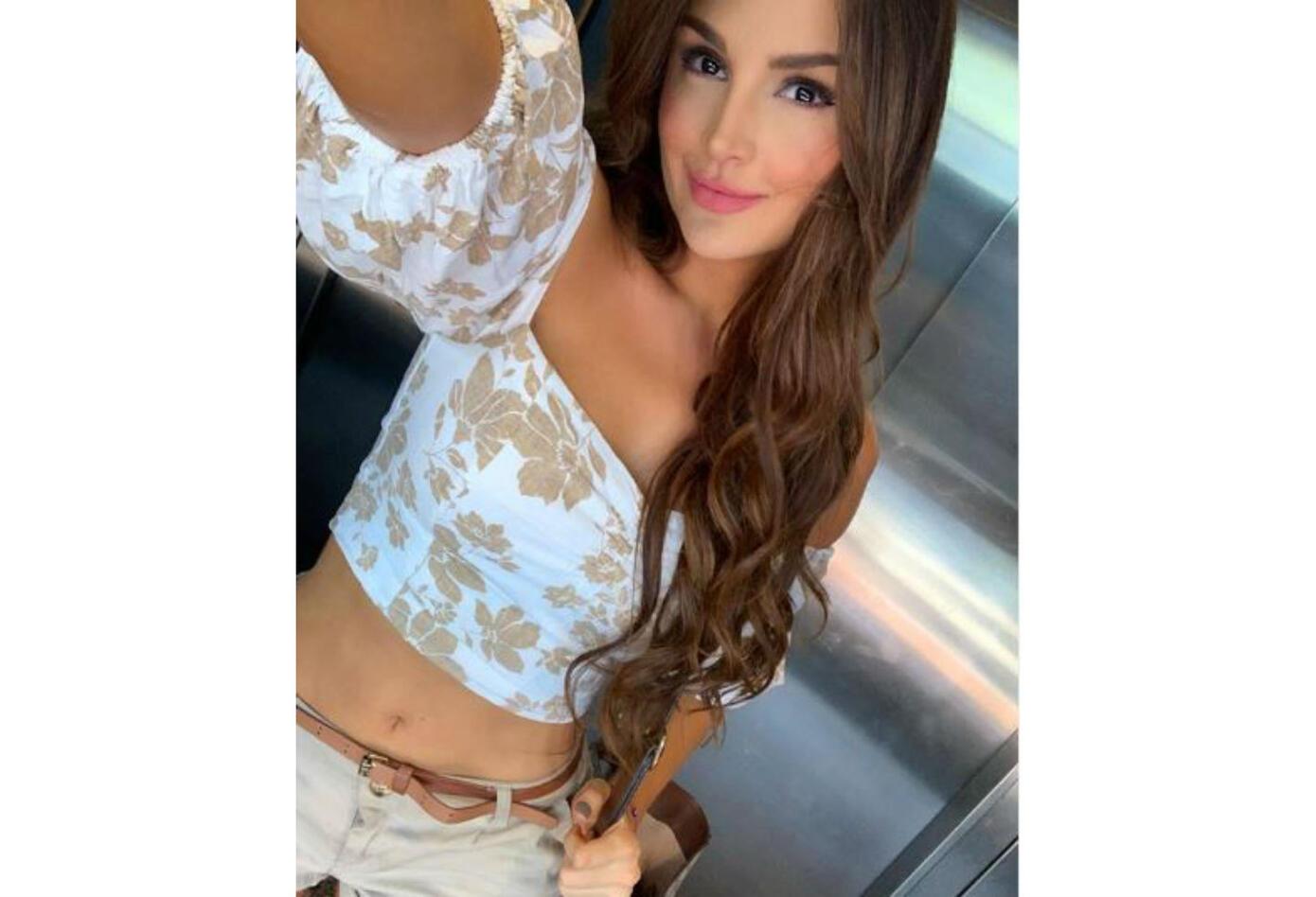 Melany Millé, modelo venezolana