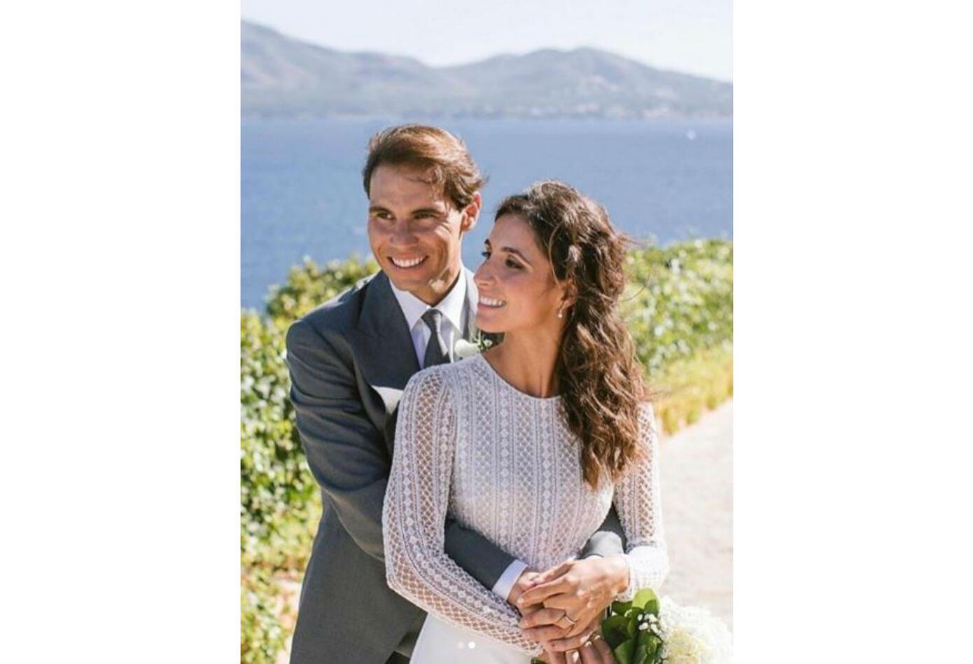 boda de Rafael Nadal y Mery Perelló