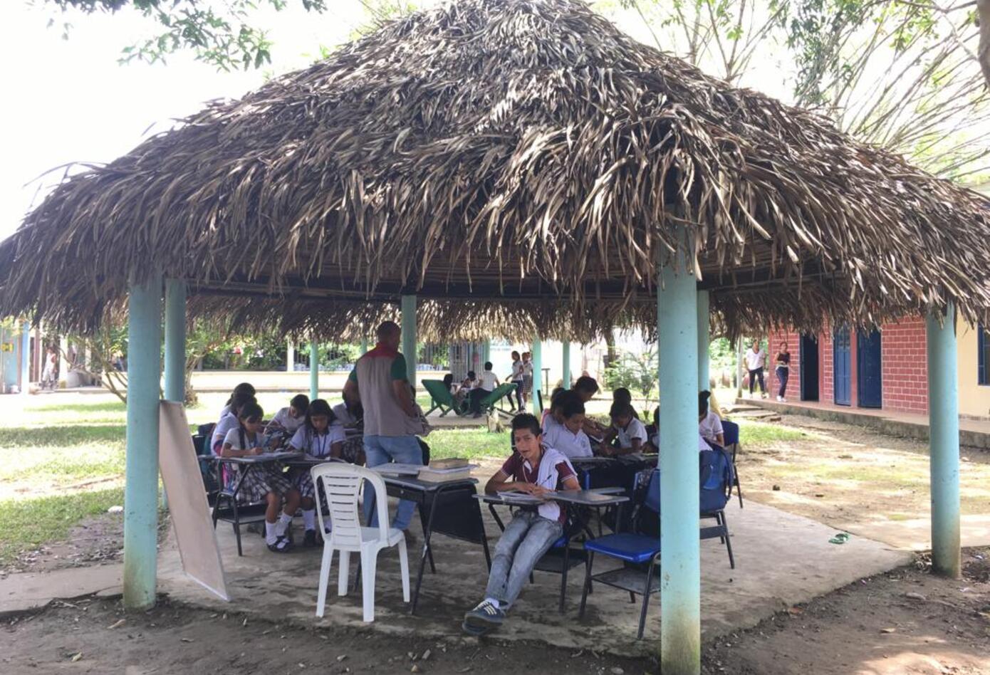 Centro Educativo Rural La Libertad, Puerto Asís Putumayo