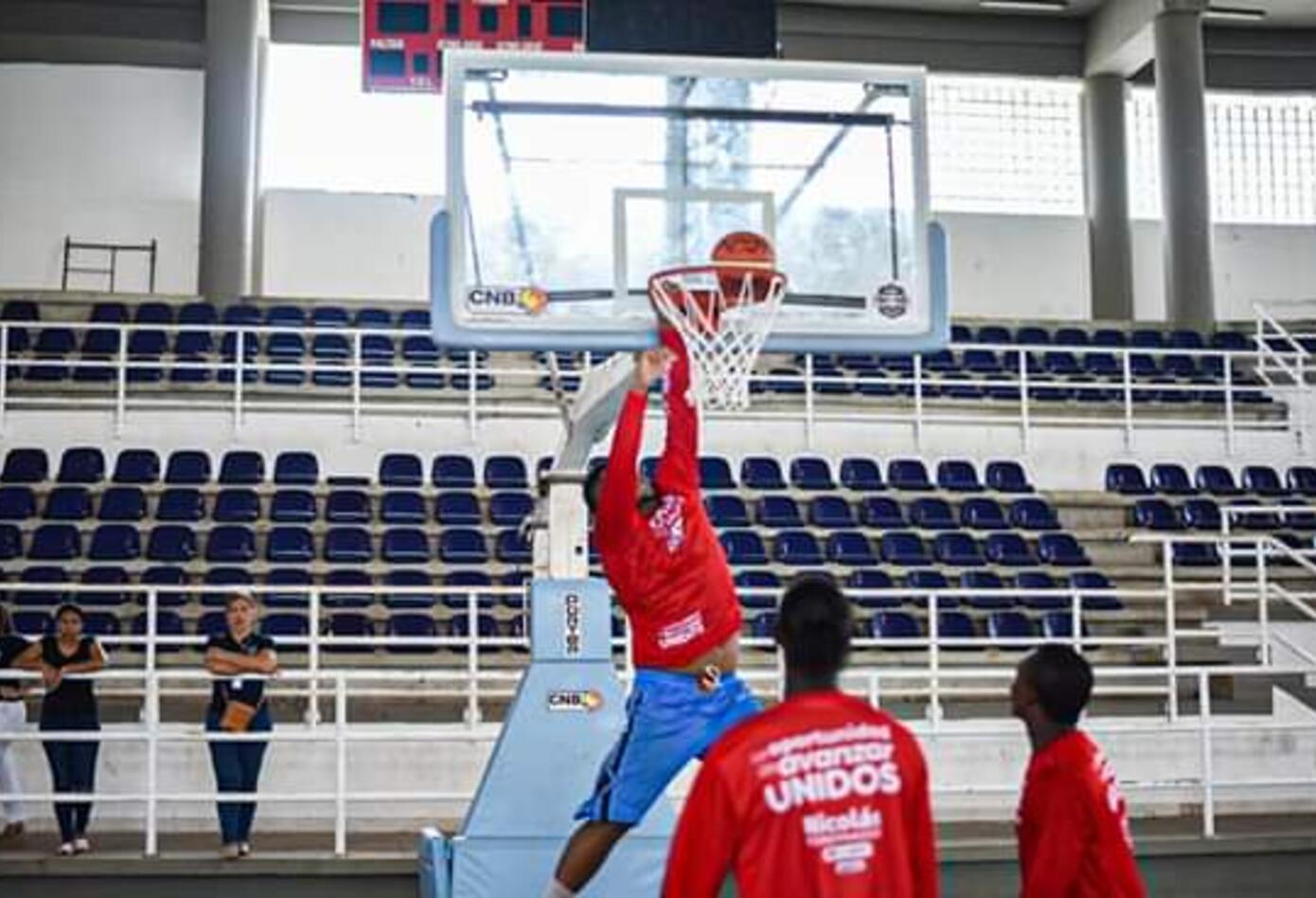 Escenario deportivo de San Andrés