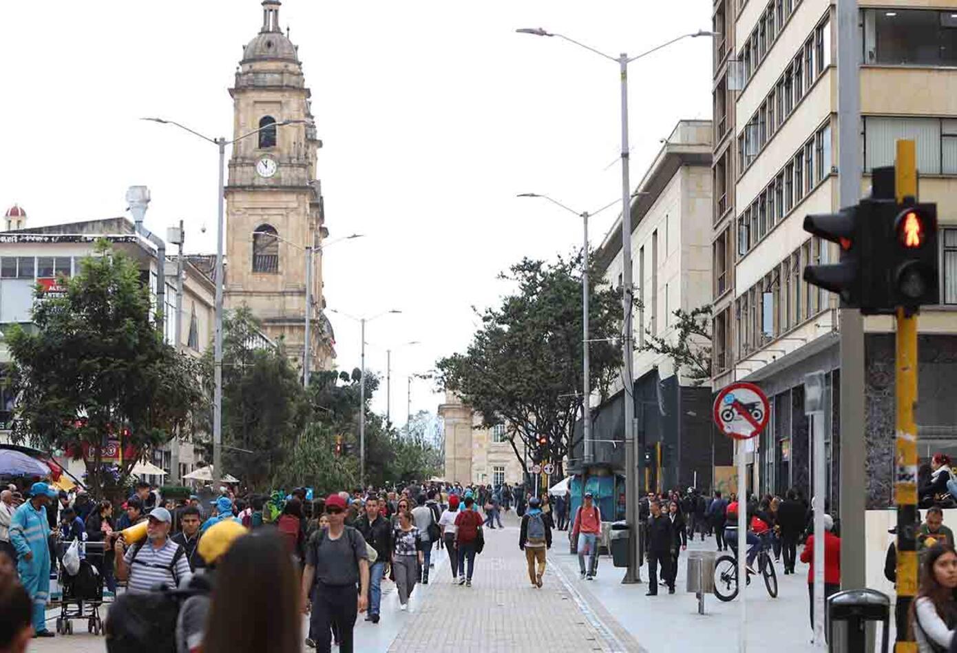 Bogotá así se prepara para marchas del 21 de noviembre